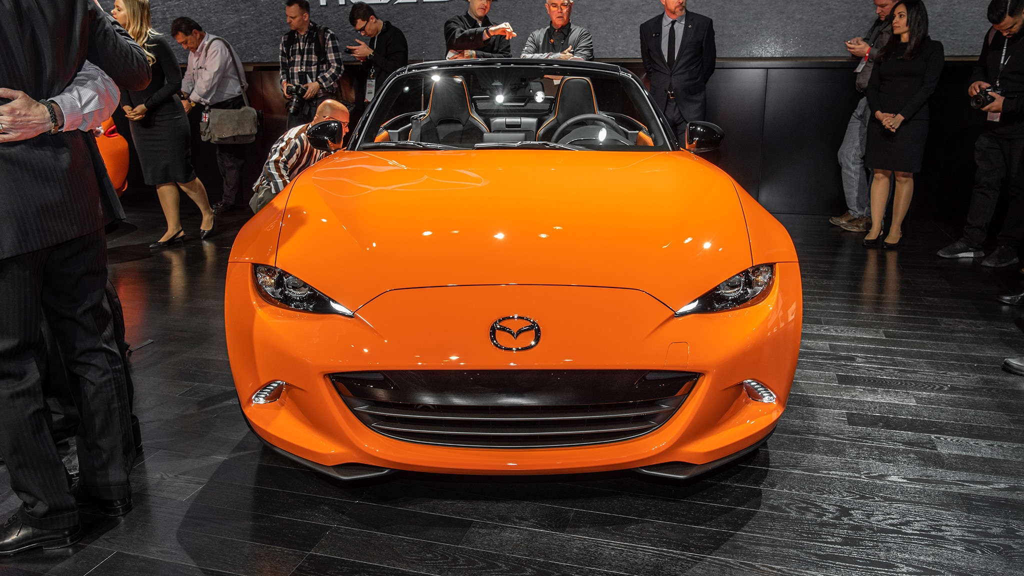 stuff  learned    anniversary mazda miata  mazda news automobile magazine