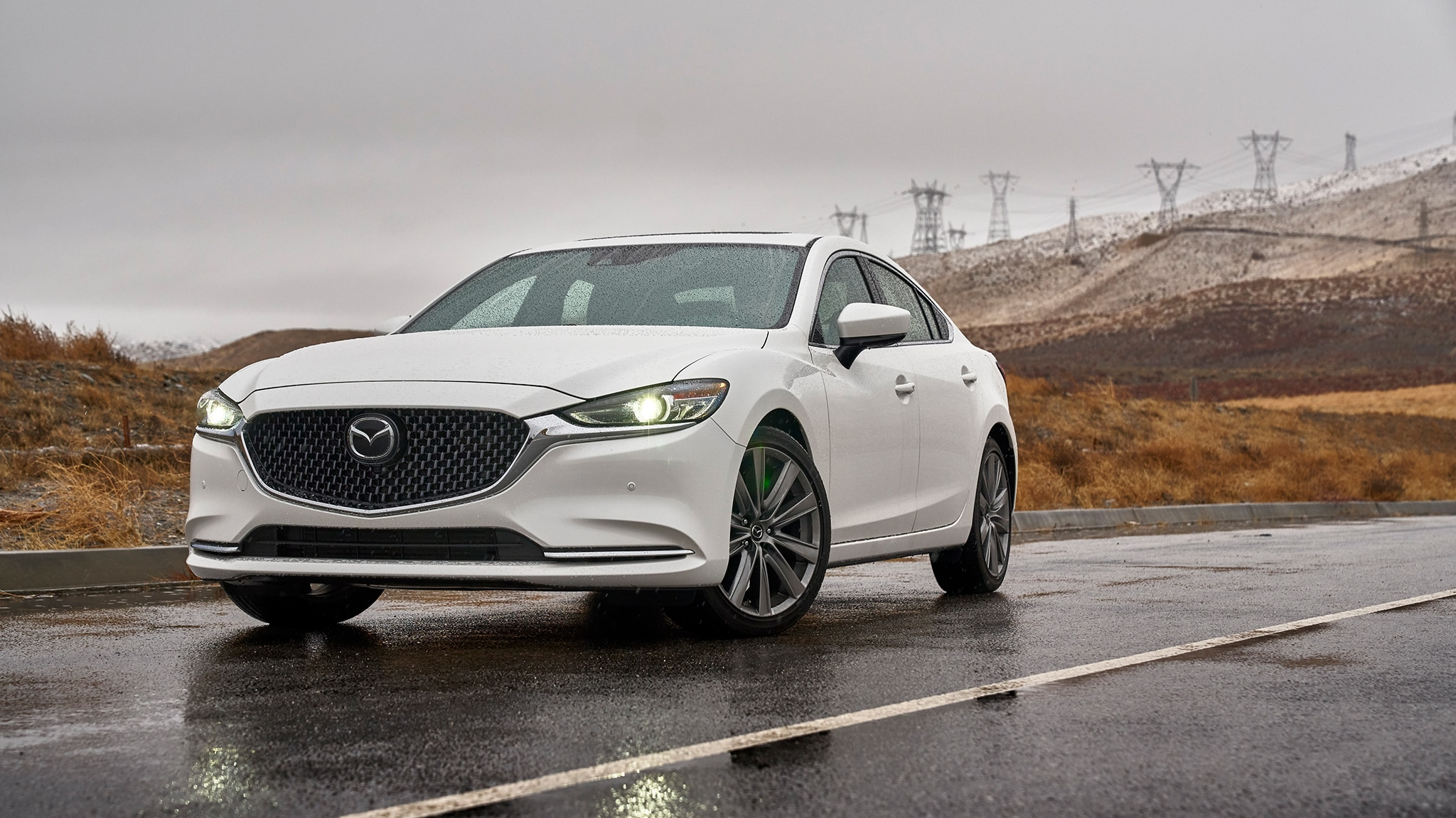 2019 mazda 6 turbo signature power and premiumness automobile magazine