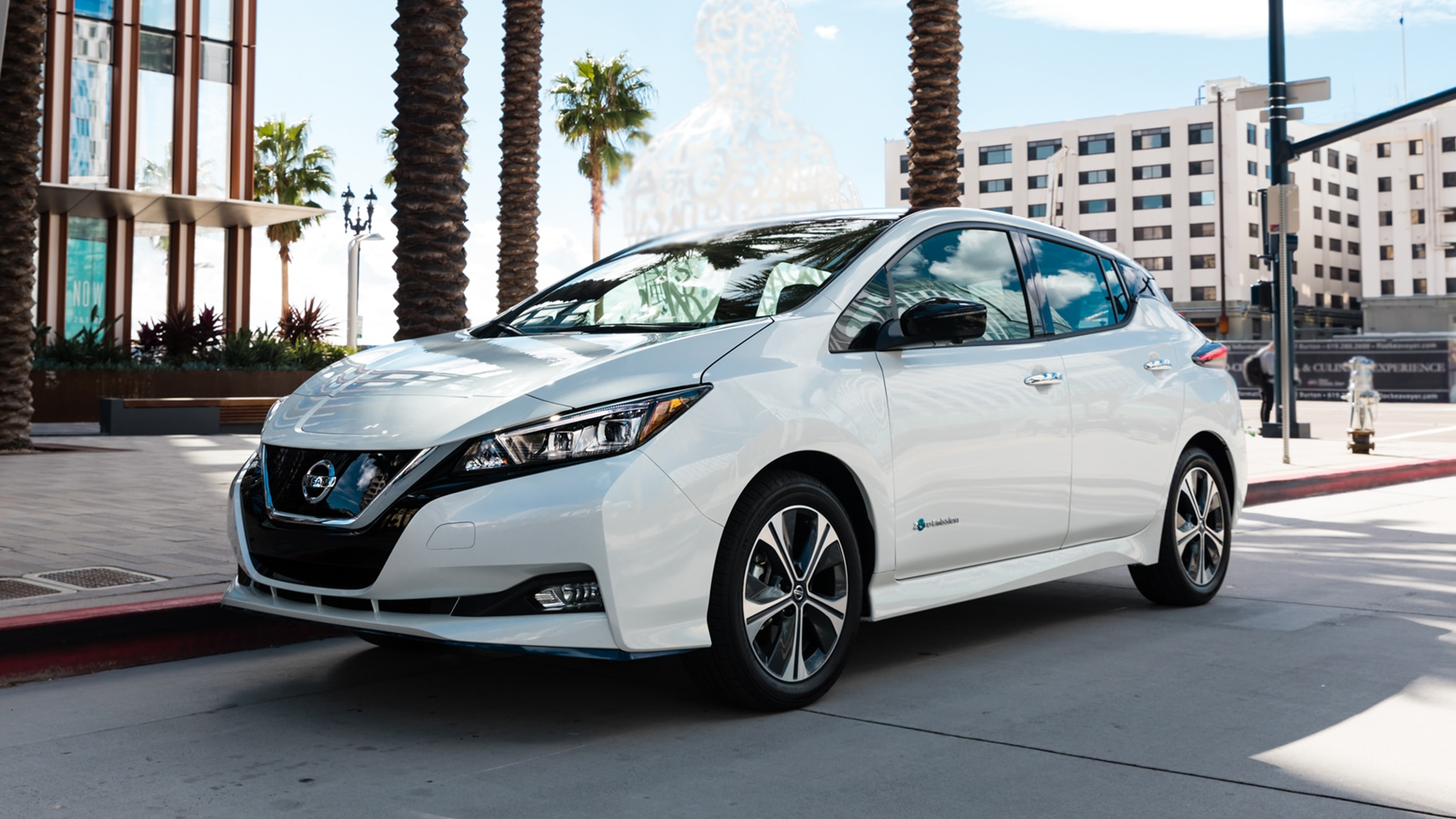 2019 nissan leaf plus first drive review  is more range enough