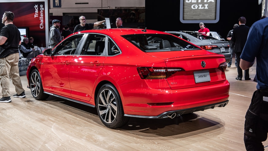 2019 Volkswagen Jetta Gli 5 Cool Things And An Uncool One