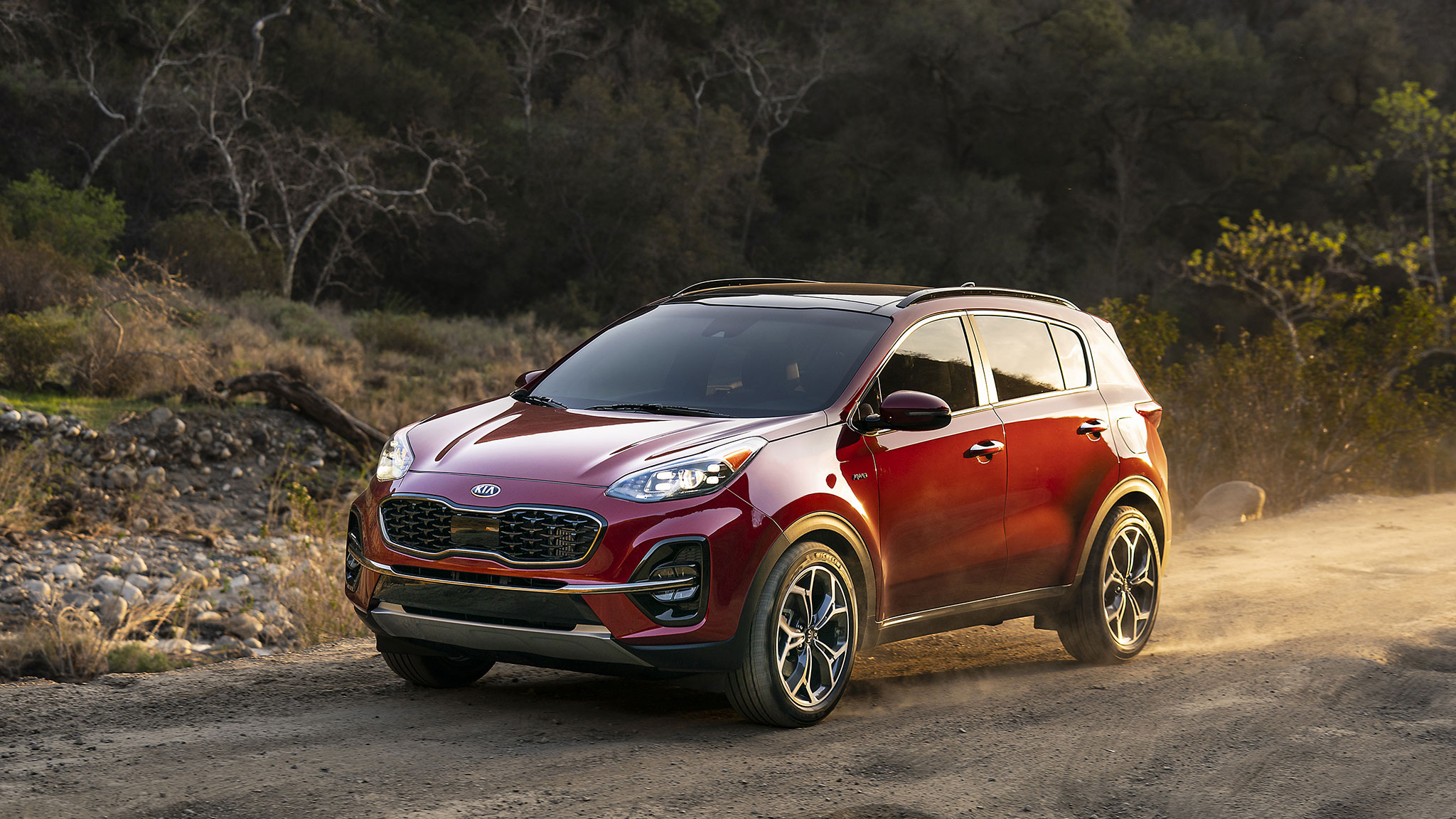 Chevy Small Suv >> The 2020 Kia Sportage Is Crazy (Just Kidding, It's a Mild ...