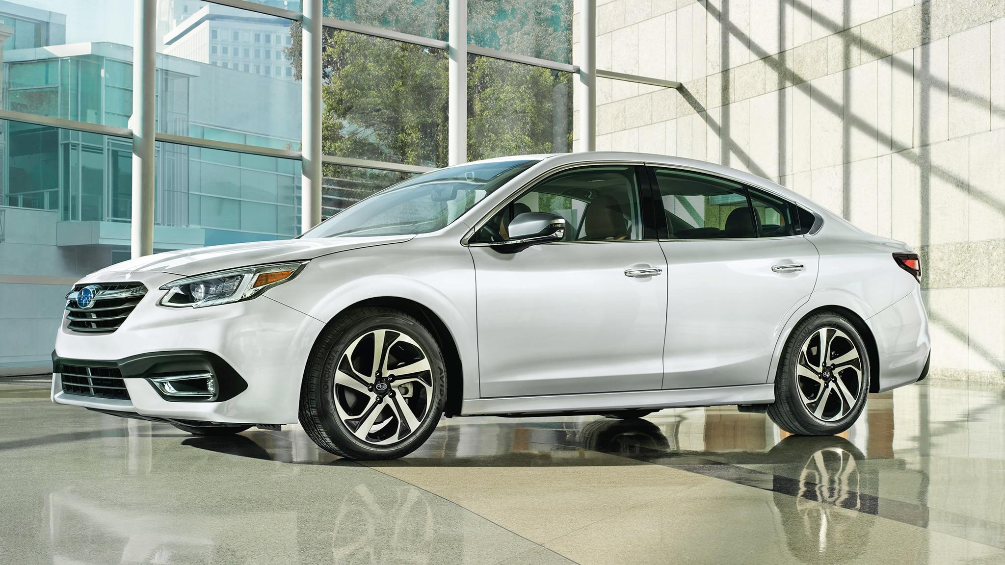 2020 Subaru Legacy Photos and Info: New Platform and New XT