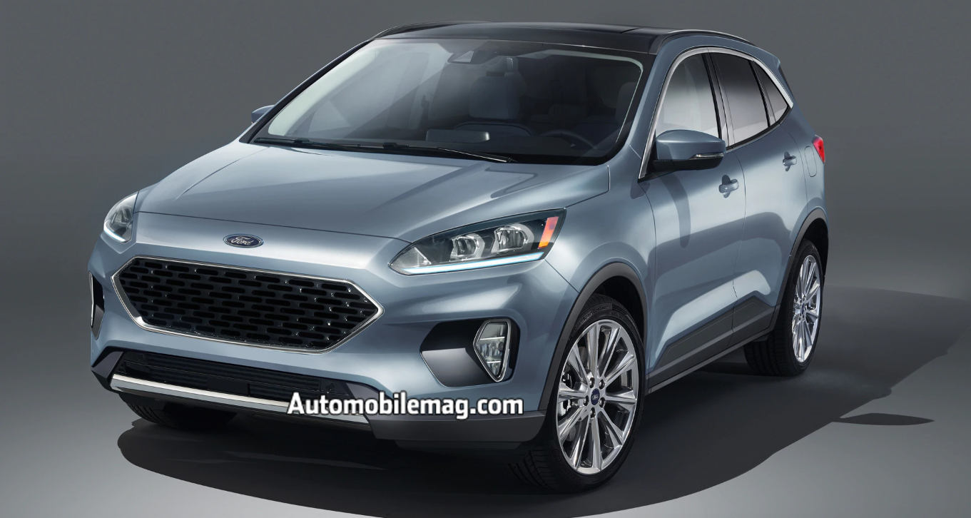 2020 Ford Kuga Plug-In Hybrid Is Coming Next Spring >> 2020 Ford Escape What We Know Automobile Magazine