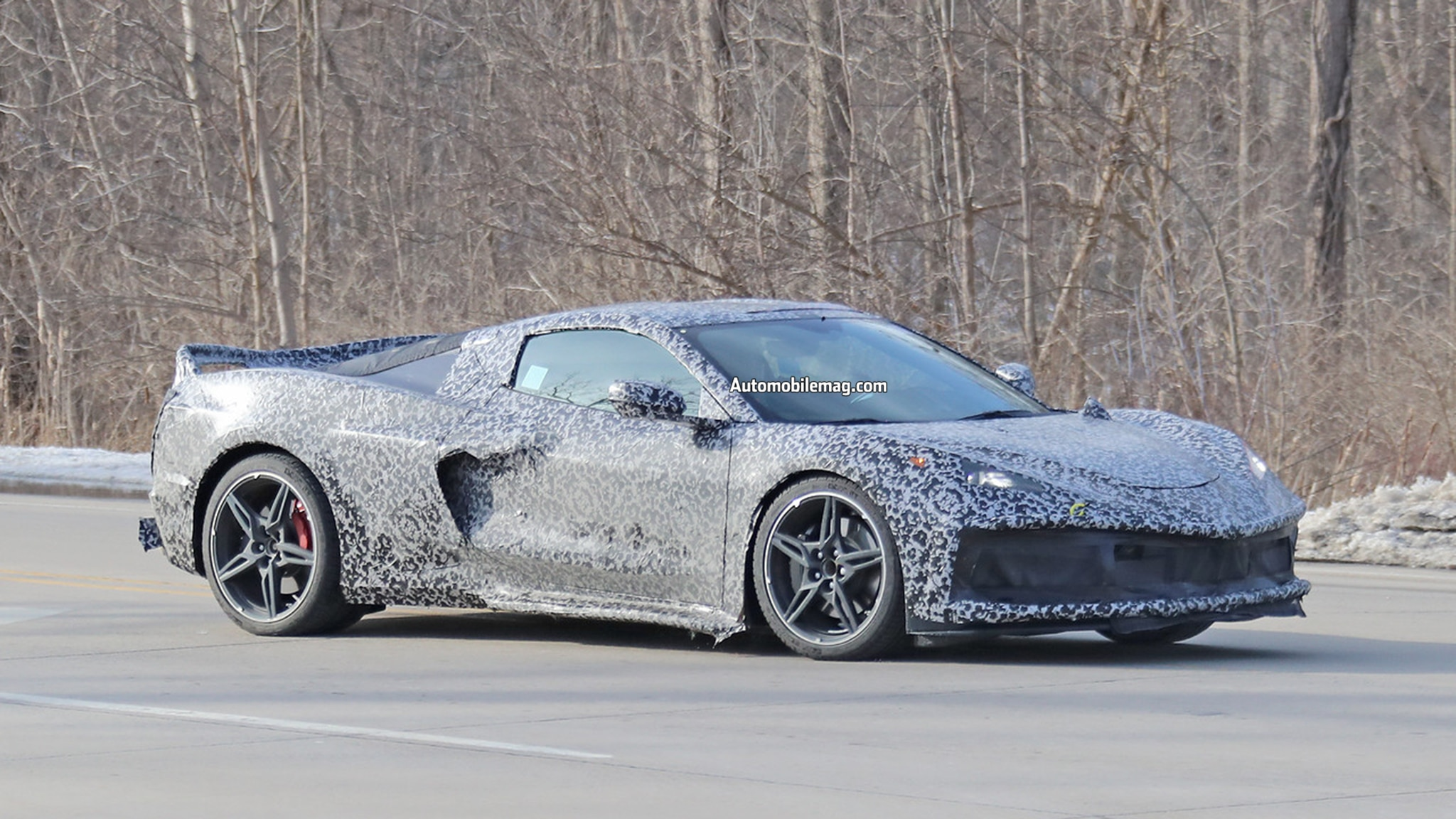 What's Up with the Mid-Engine Corvette's Development Issues