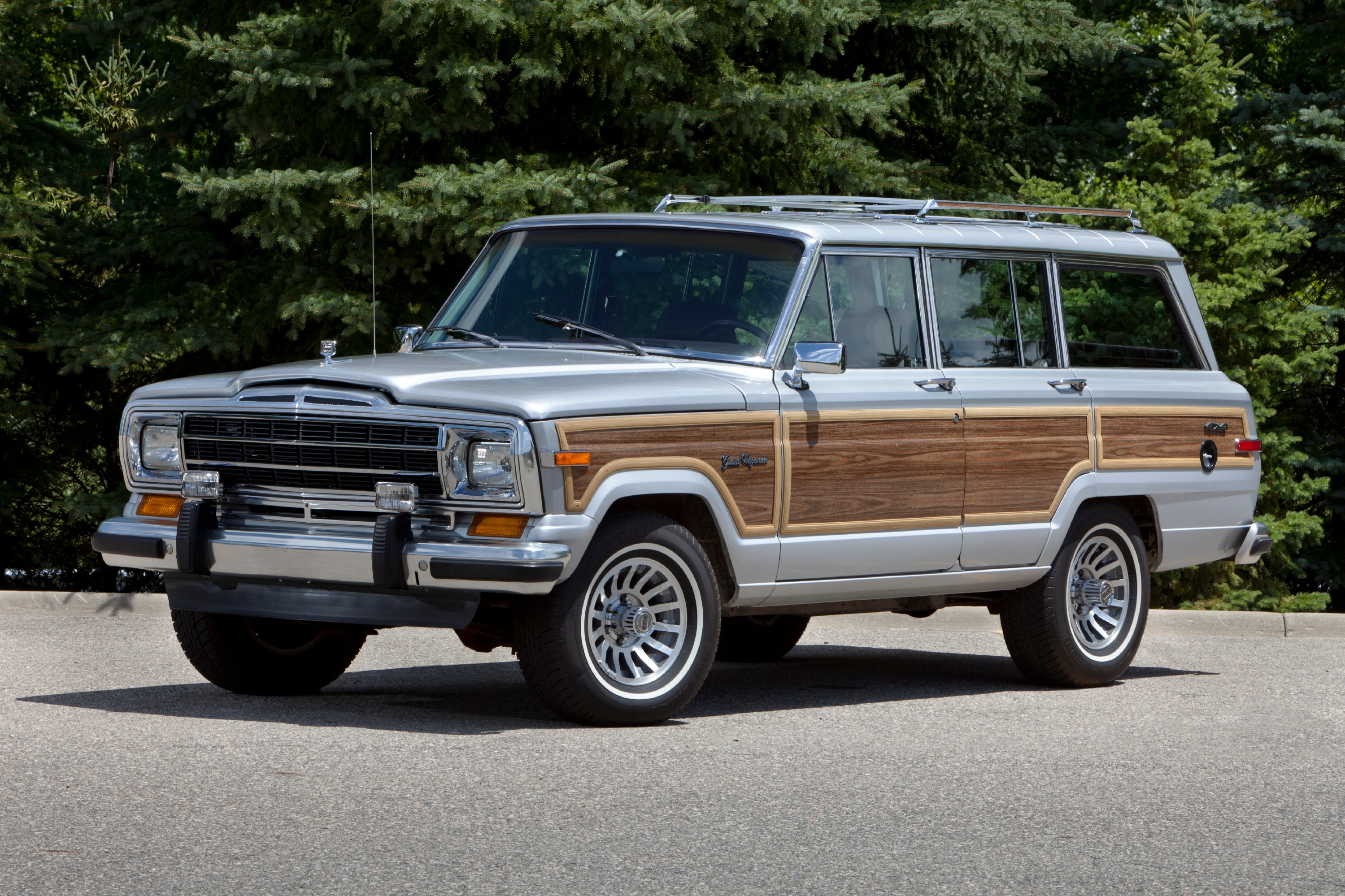 Jeep Grand Wagoneer >> New Jeep Wagoneer And Grand Wagoneer To Start Production In 2021