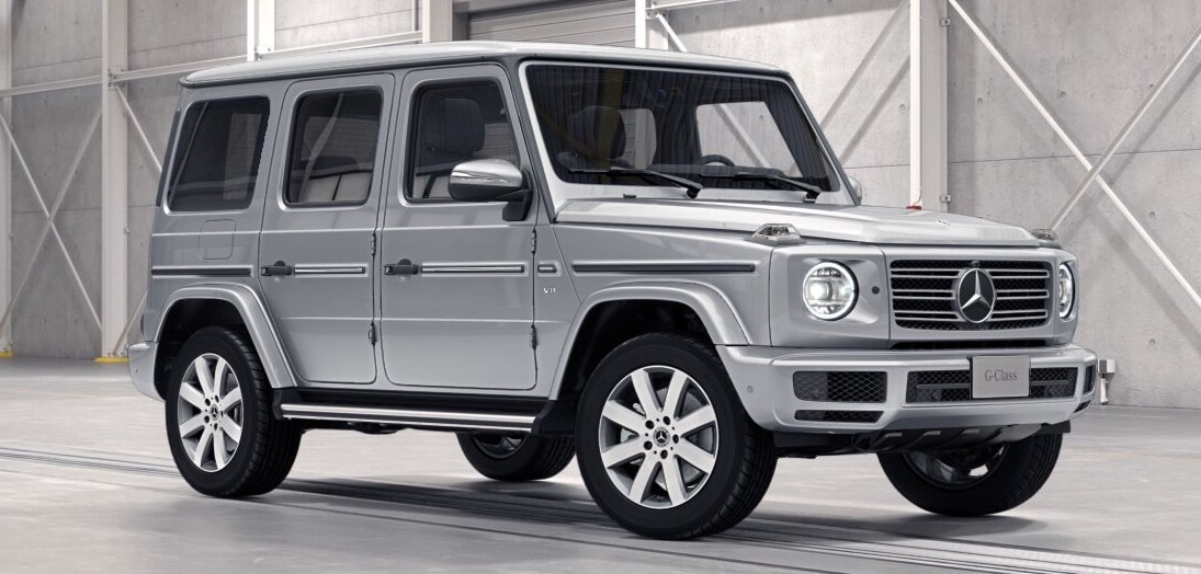 This Is the Perfect 2019 Mercedes-Benz G550 Spec
