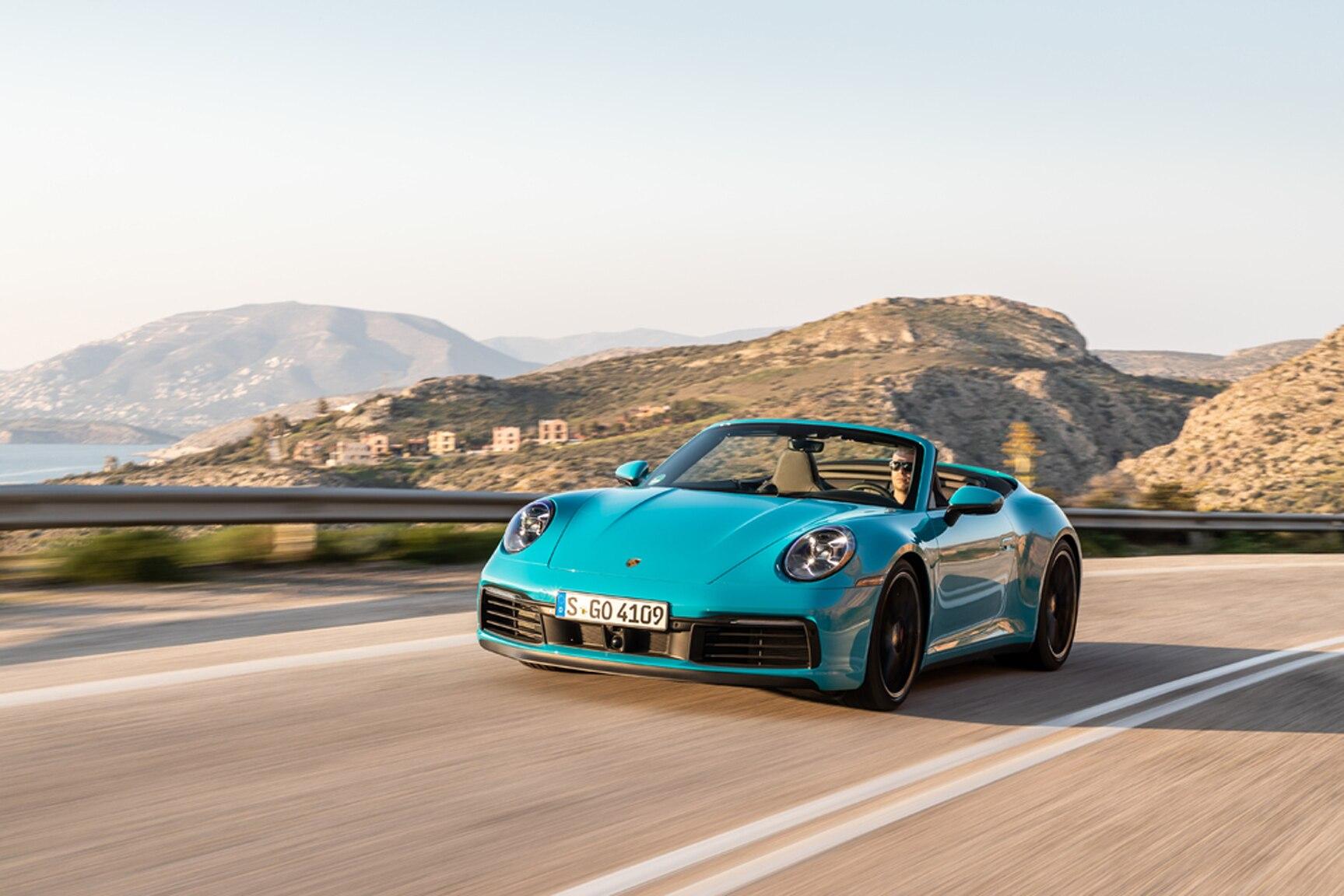 drive   carrera  cabriolet automobile magazine