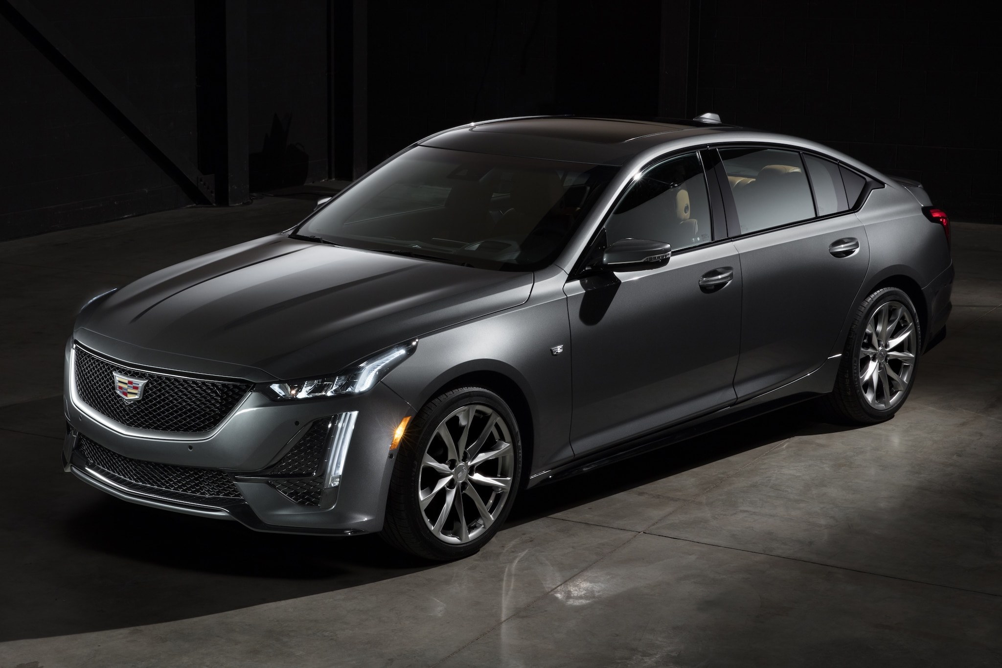 2020 cadillac ct5 sedan  what we know