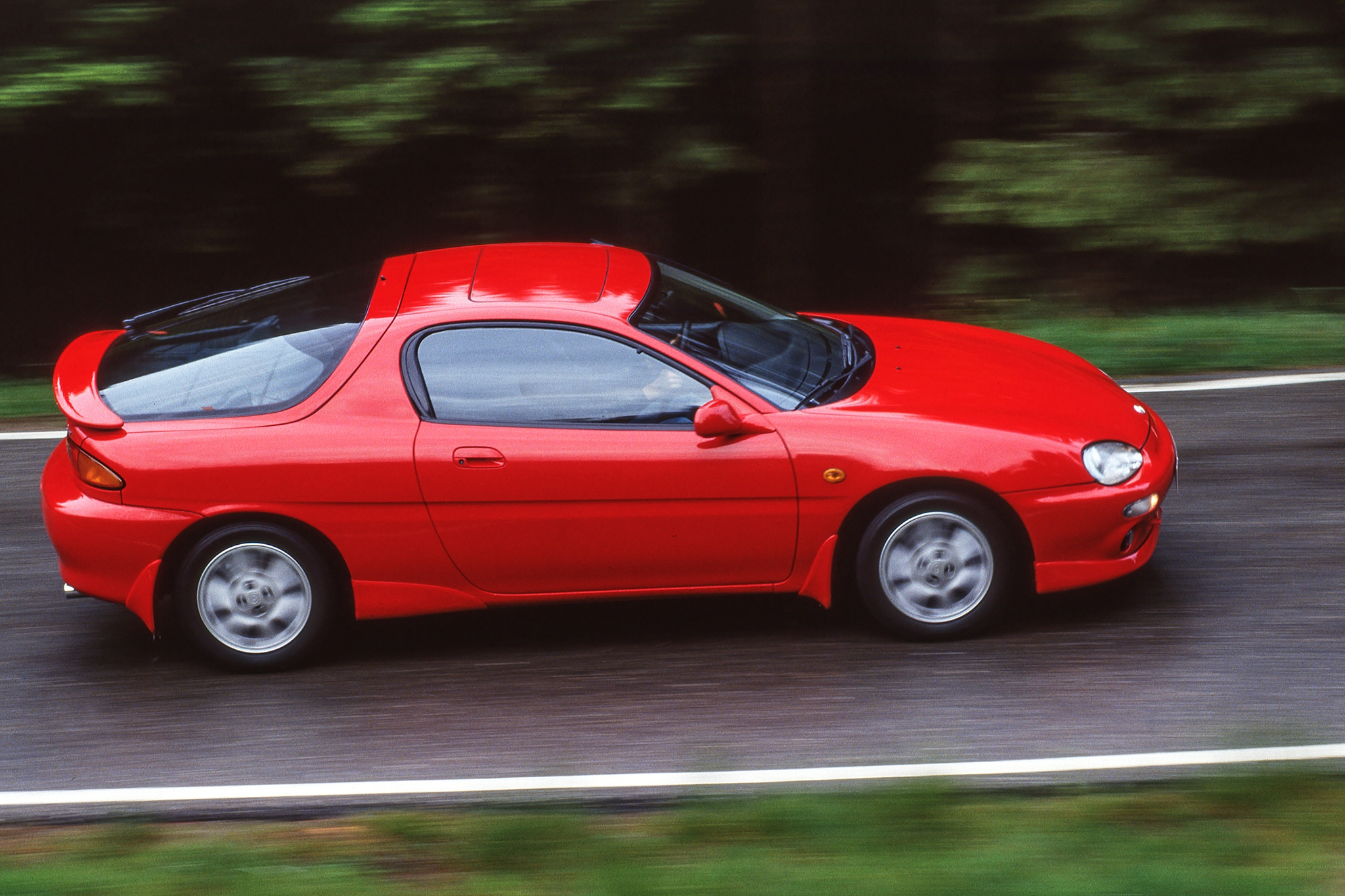 The 1992 96 Mazda Mx 3 Is A Classic Worth Remembering