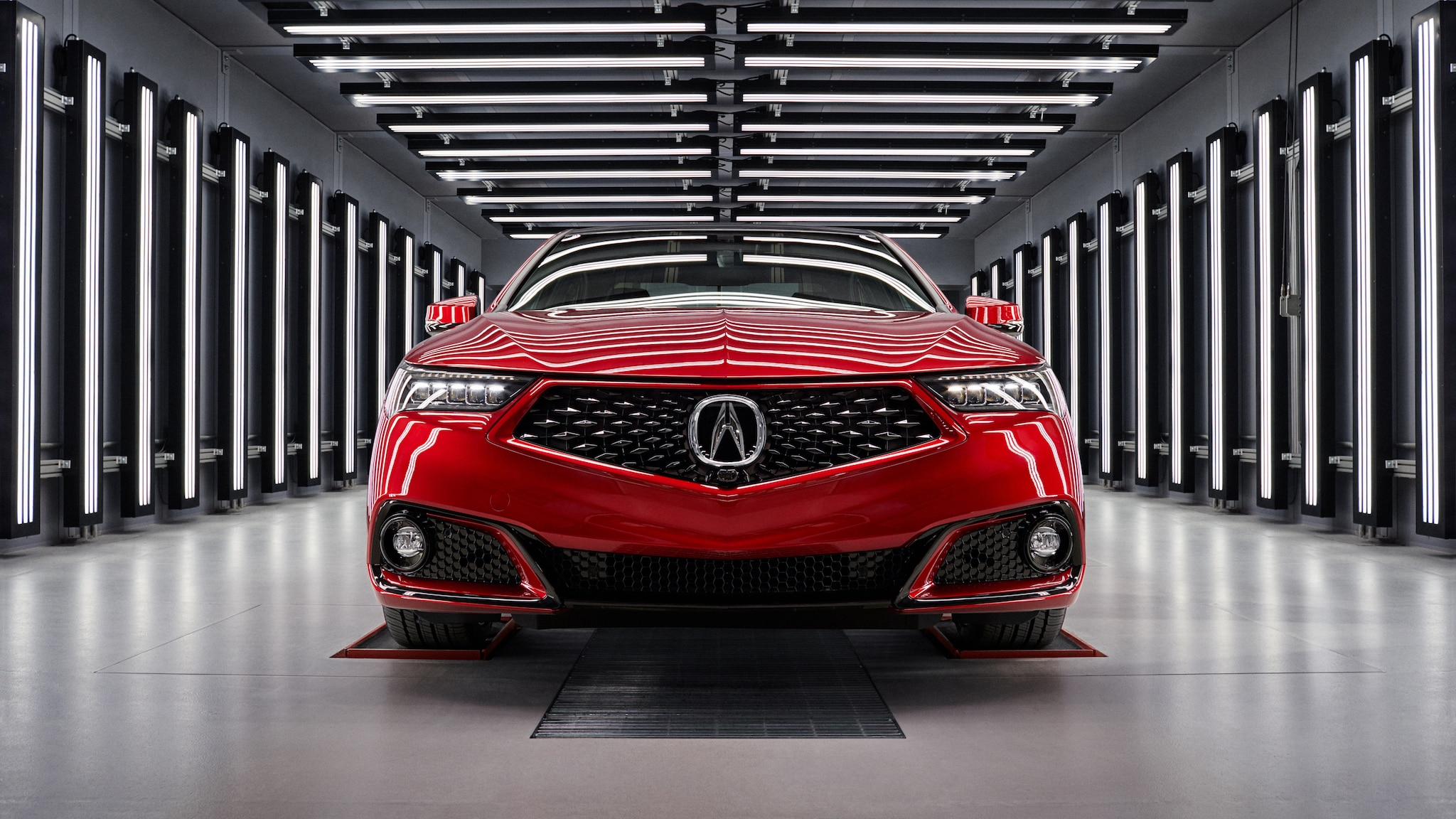 The 2020 Acura TLX PMC Is Hand-Built at the NSX Factory ...