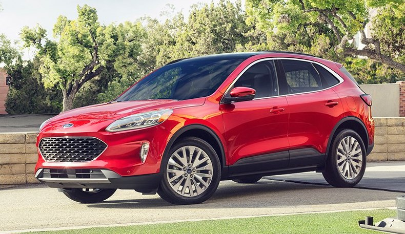 2020 Ford Escape: Official Photos, Specs, and More ...