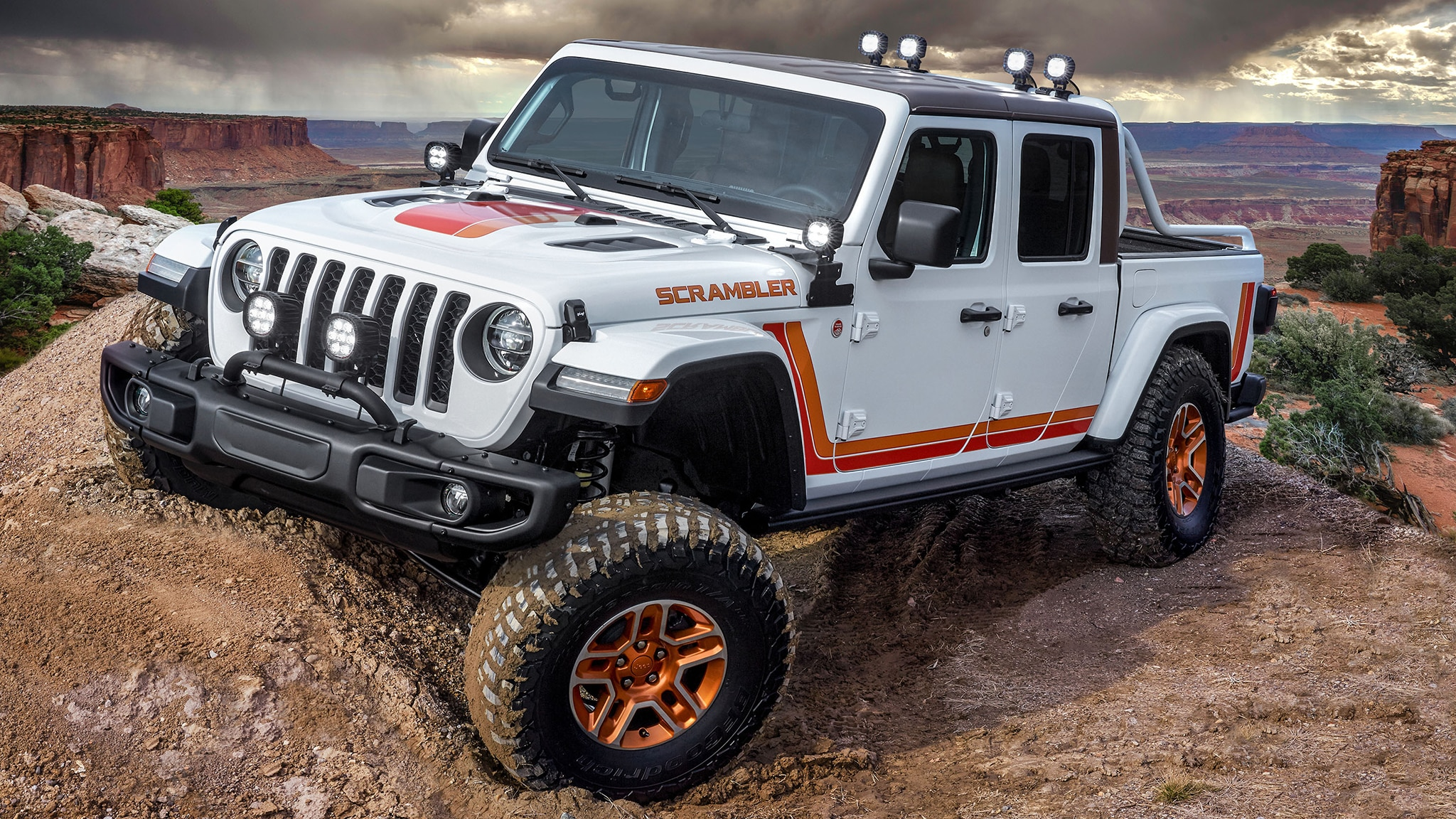 Jeep The Hellcat Will Fit In The Gladiator But We Won T