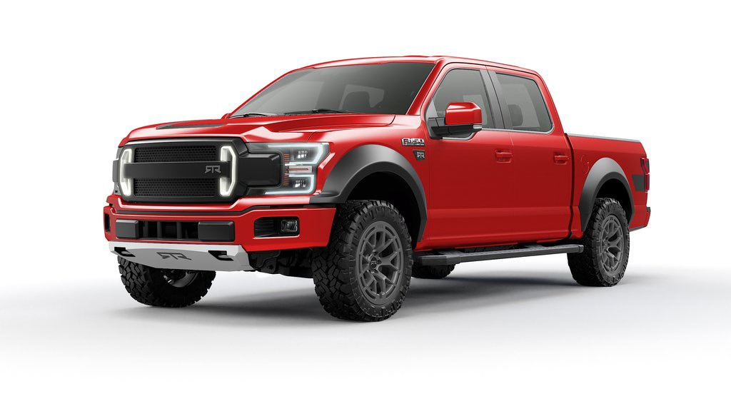 2019 Ford F 150 Rtr Style And Profile On And Off Road
