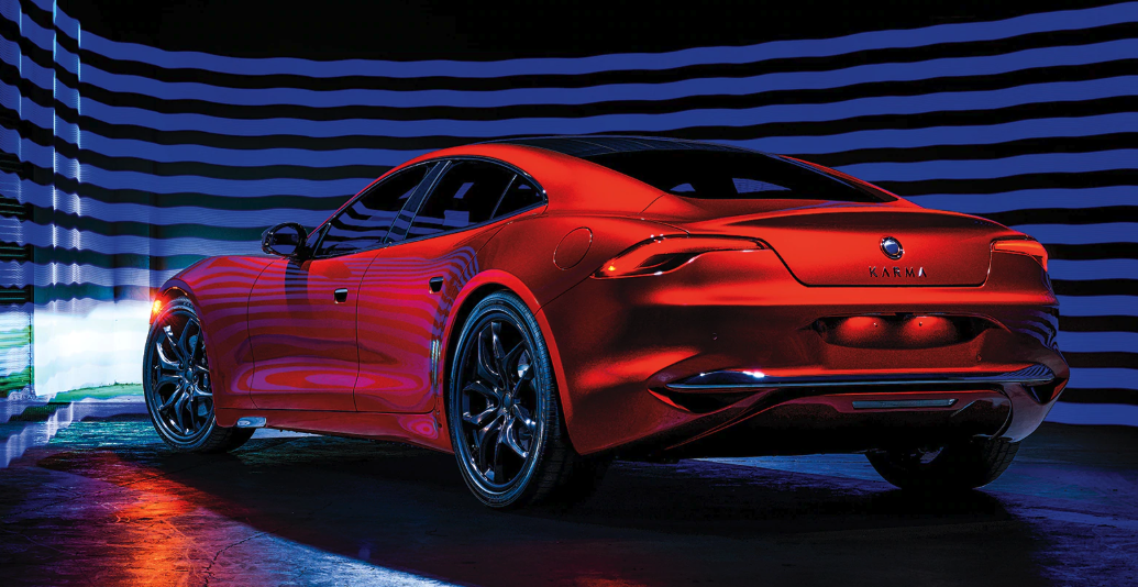 karma automotive   company  reinventing  automobile magazine