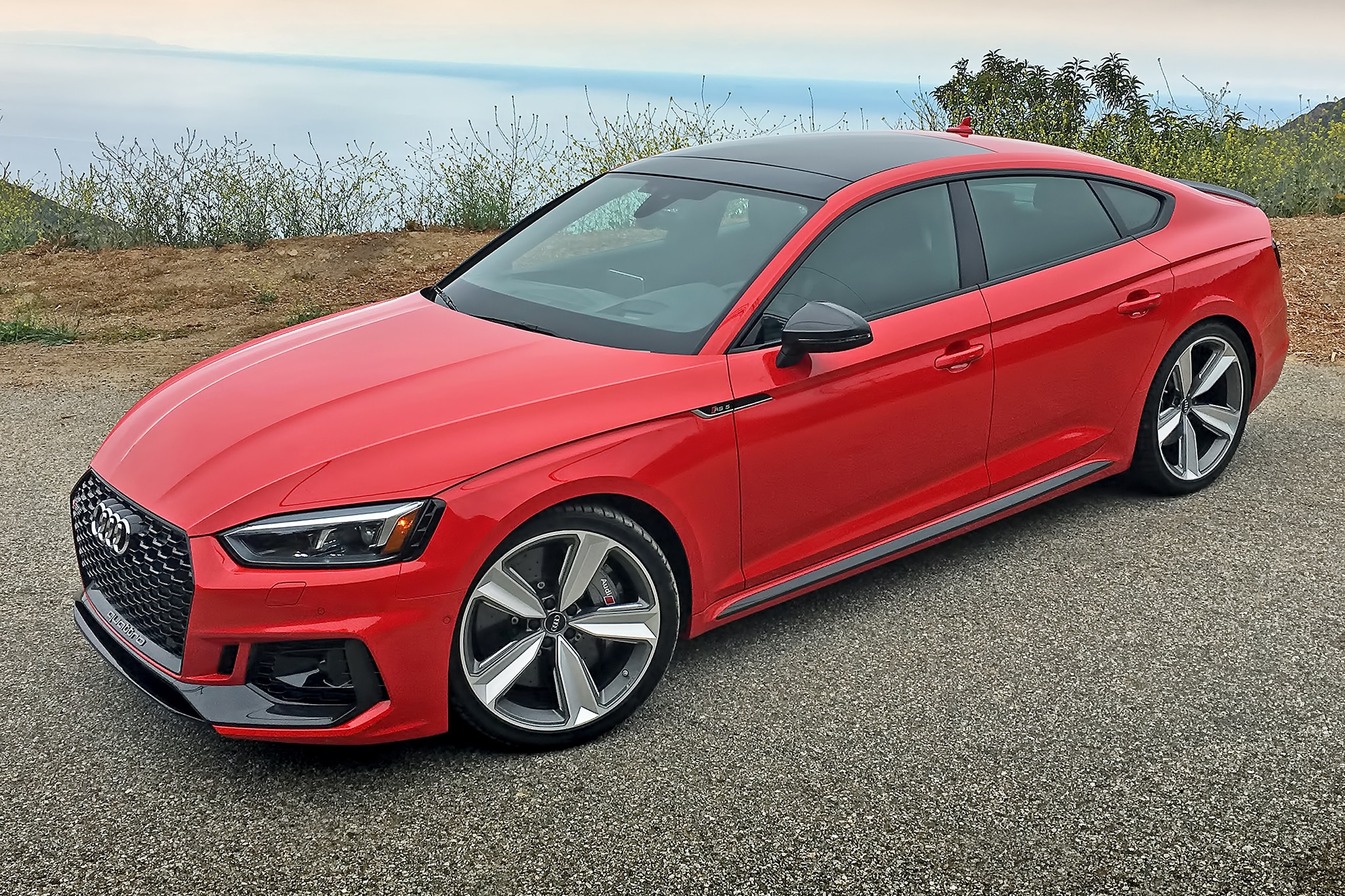 2019 audi rs5 sportback review  an absolute monster