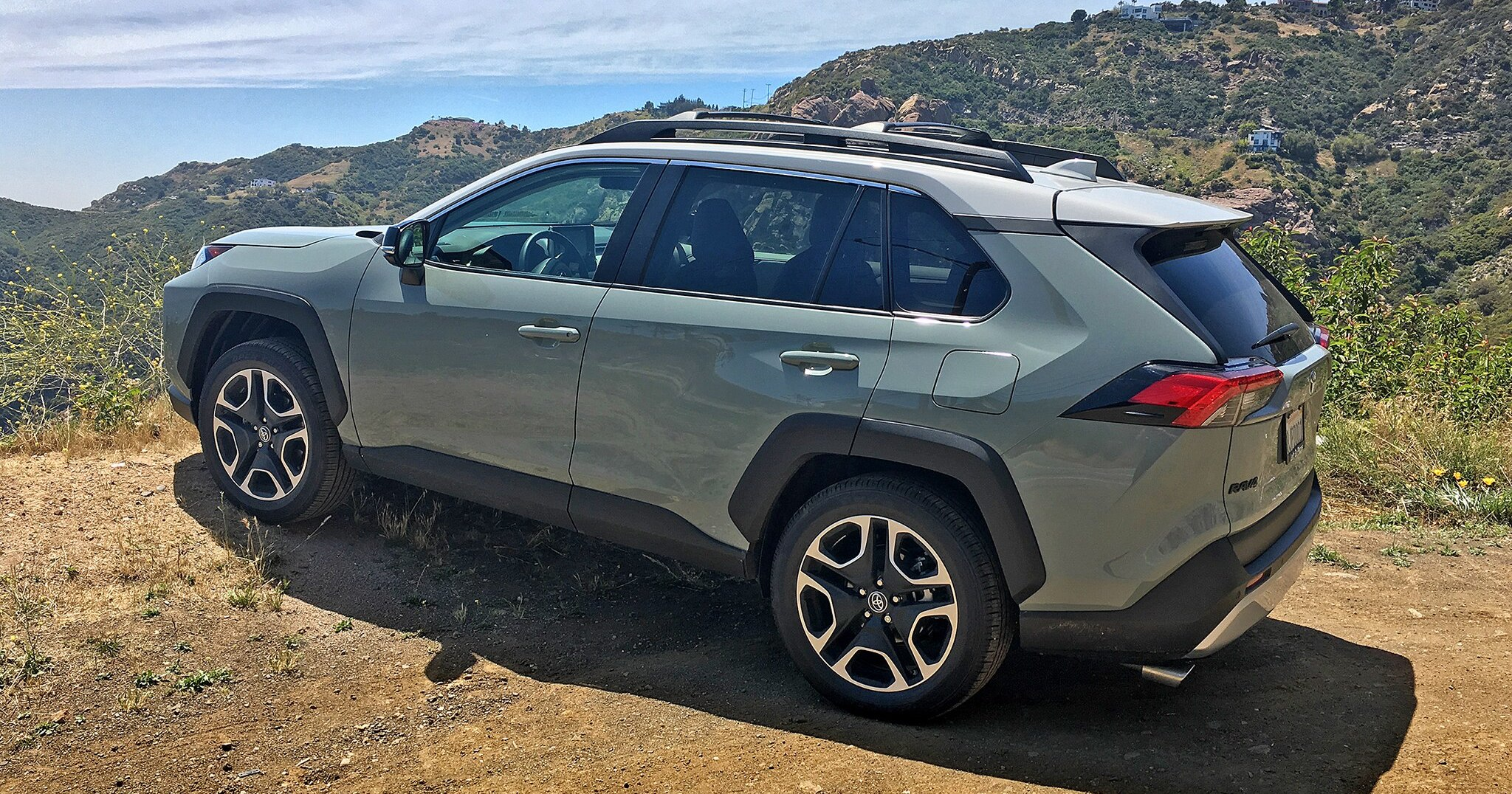 2019 Toyota RAV4 Adventure Review: Worthy Of Taking One
