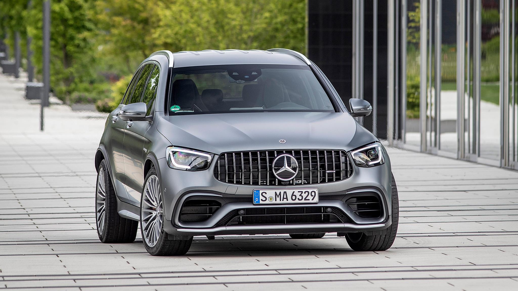2020 Mercedes Benz Glc300 Glc63 Amg First Drive Great