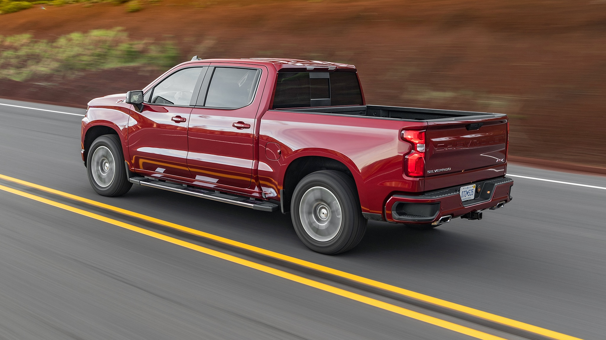 Silverado 1500 Diesel >> 2020 Chevrolet Silverado 1500 Diesel First Drive Review Automobile
