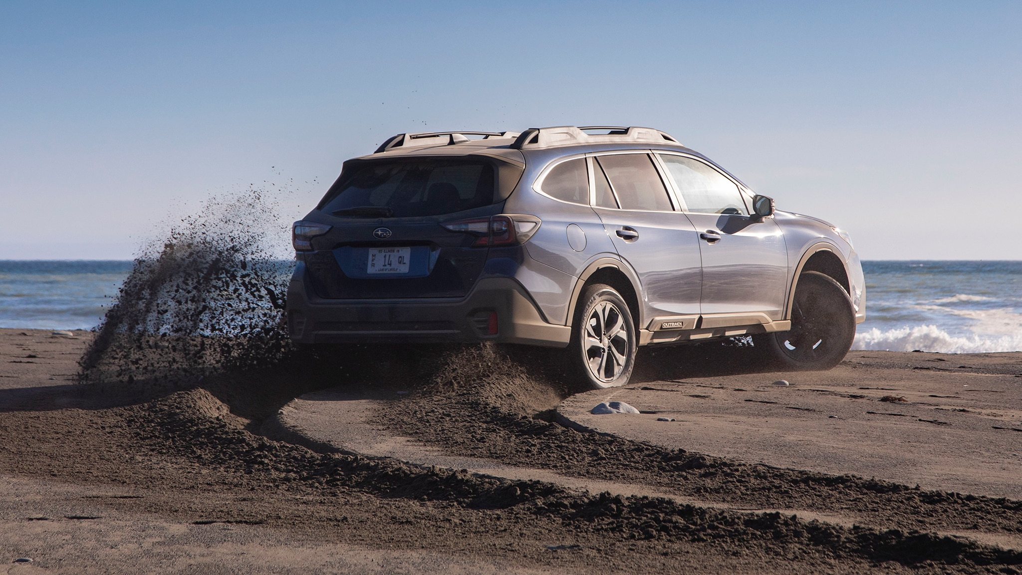 subaru outback  drive review     automobile magazine