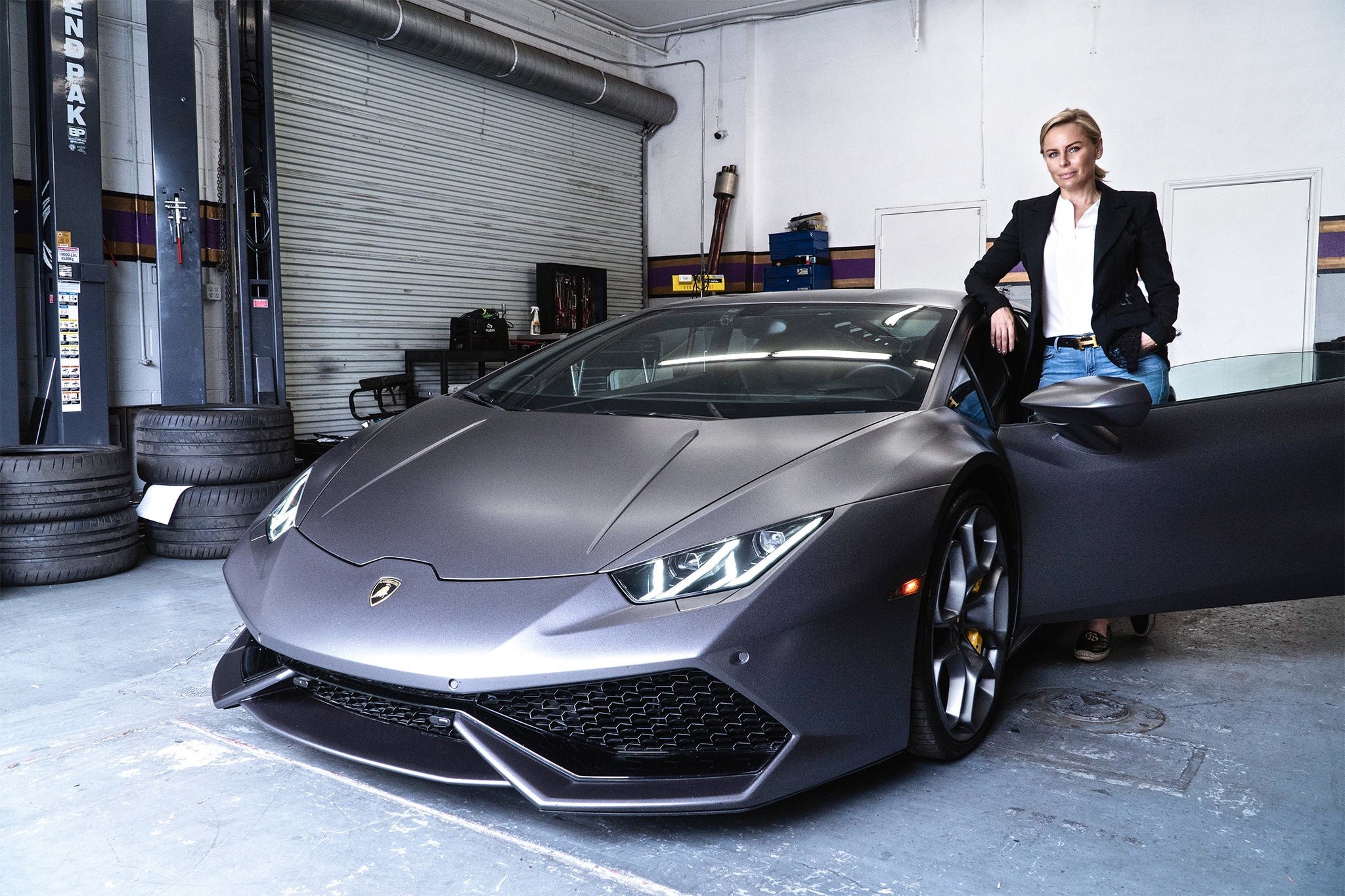 How Amber Blonigan Started One Of L A S Top Exotic Car