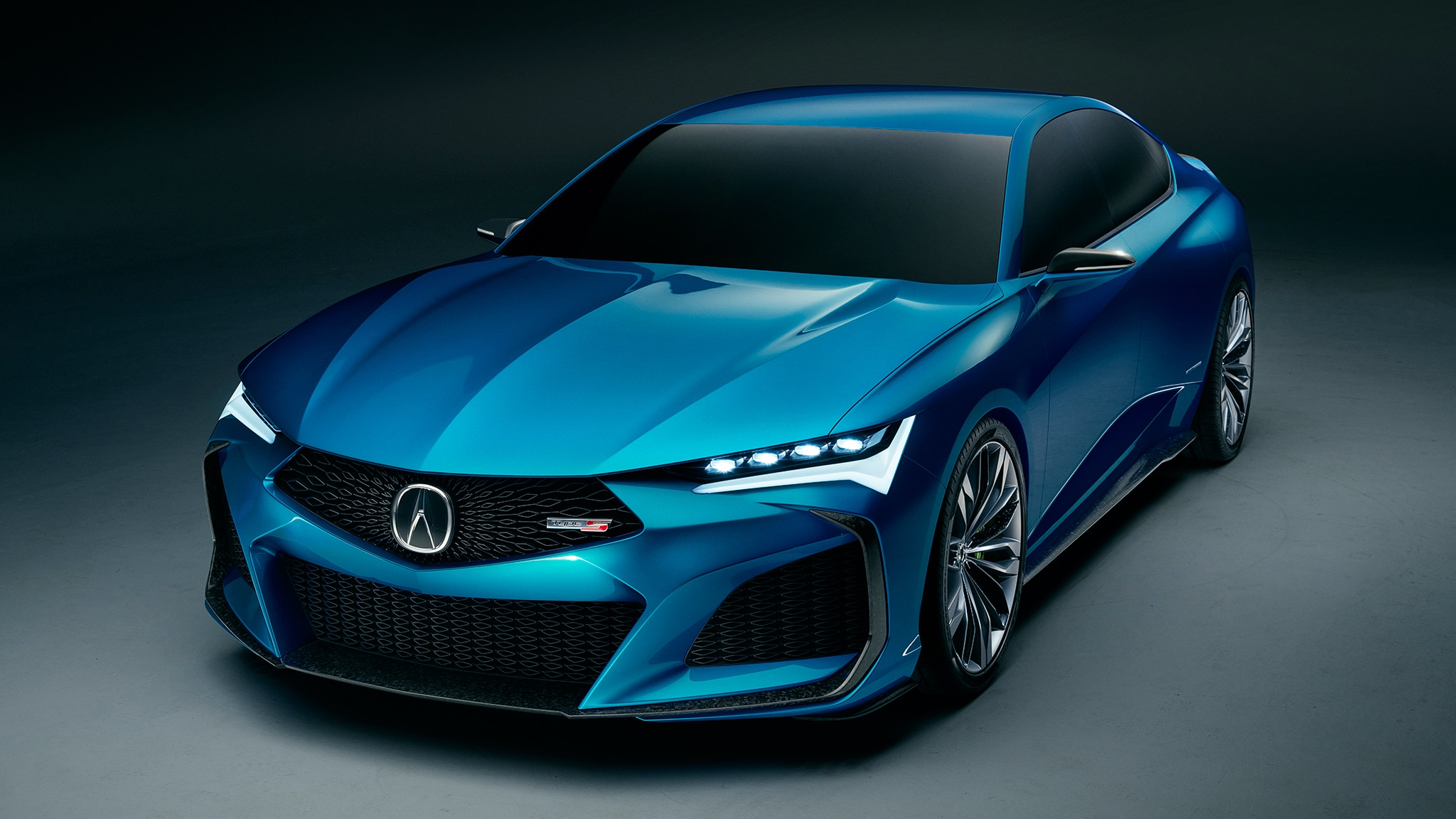 Acura Type S Concept Promises Renewed Focus on Performance ...