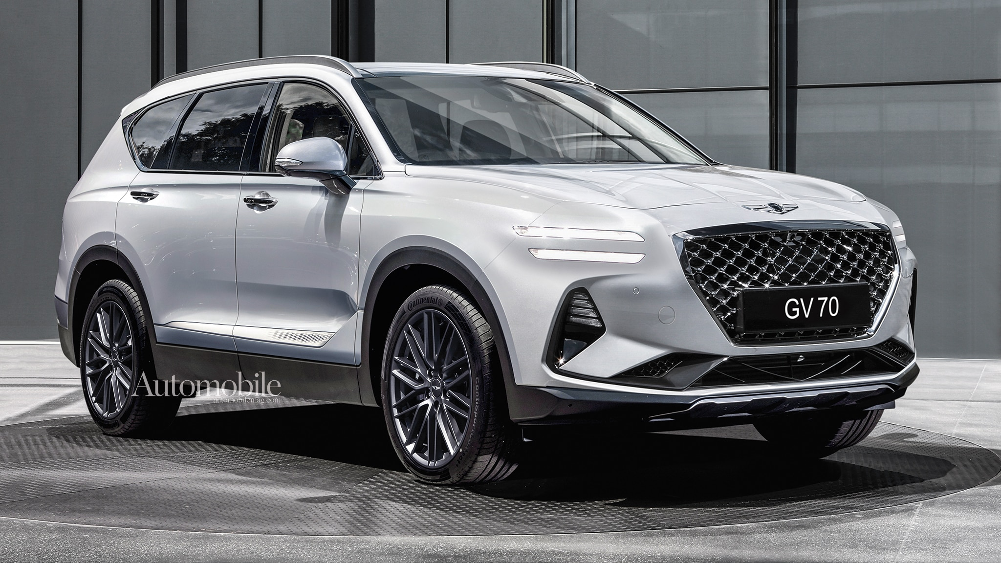 2022 Genesis GV70 / 2021 GV80 Renderings + Rumors ...