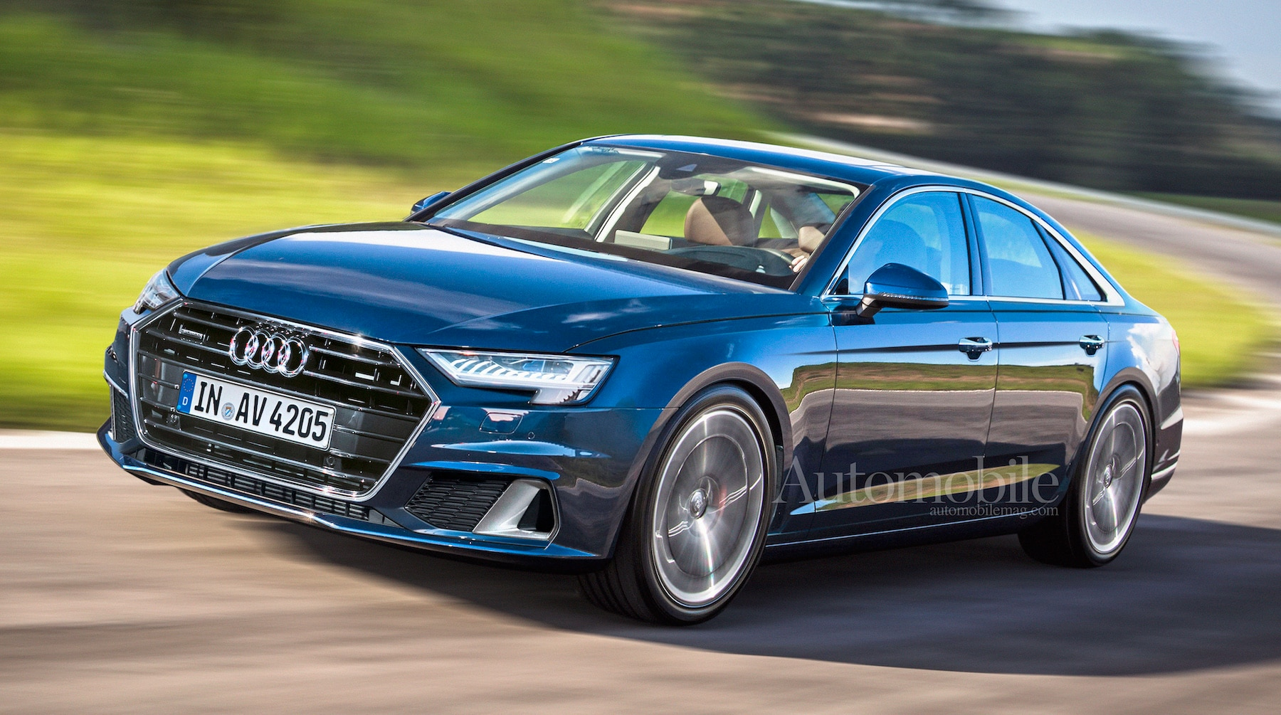 The Fate of the Next Audi A4 Has Been Decided—It Stays a ...