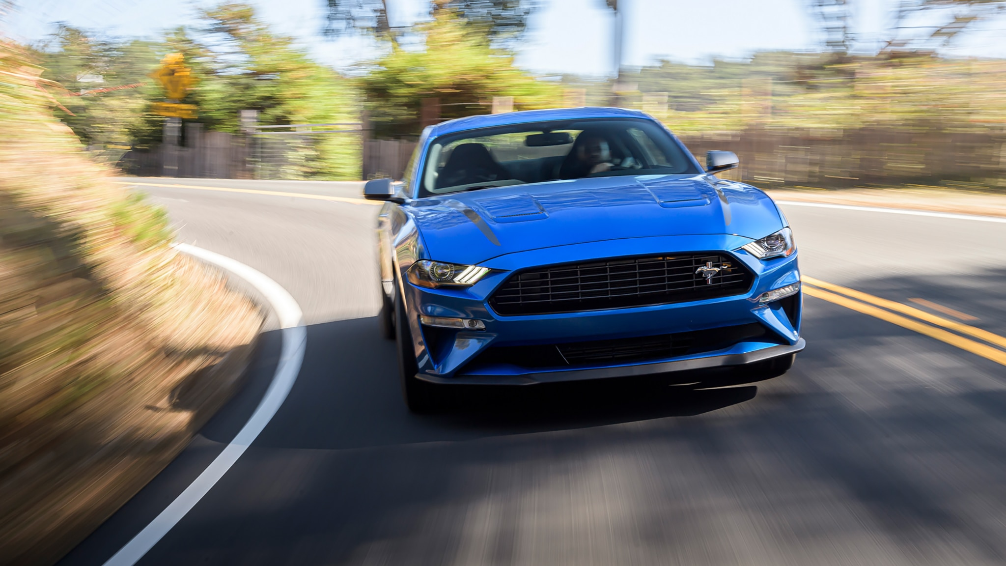 2020 Ford Mustang EcoBoost High Performance Package Reviewed! | Automobile Magazine