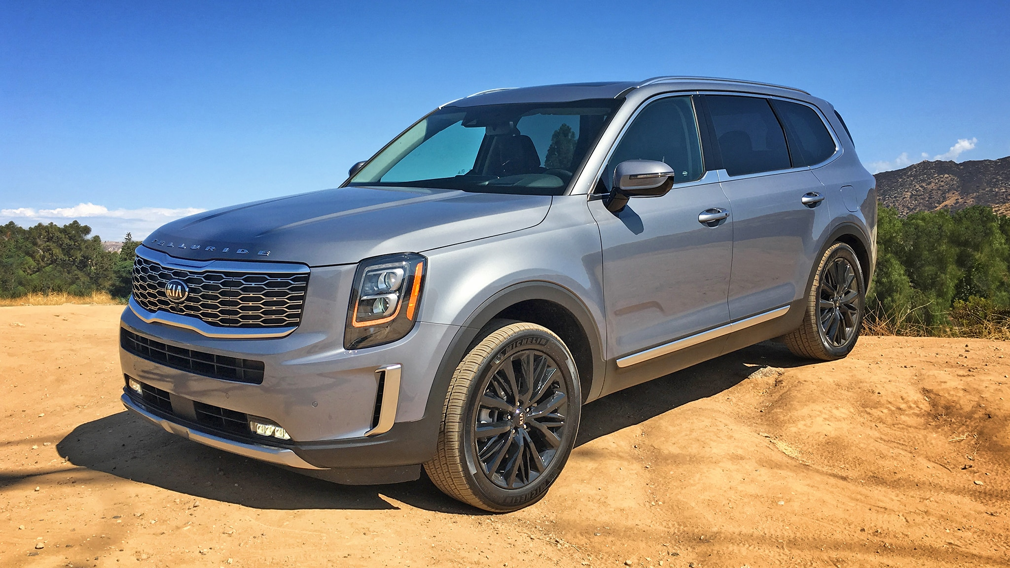 2020 Kia Telluride Review: Yep, It's Stellar | Automobile Magazine