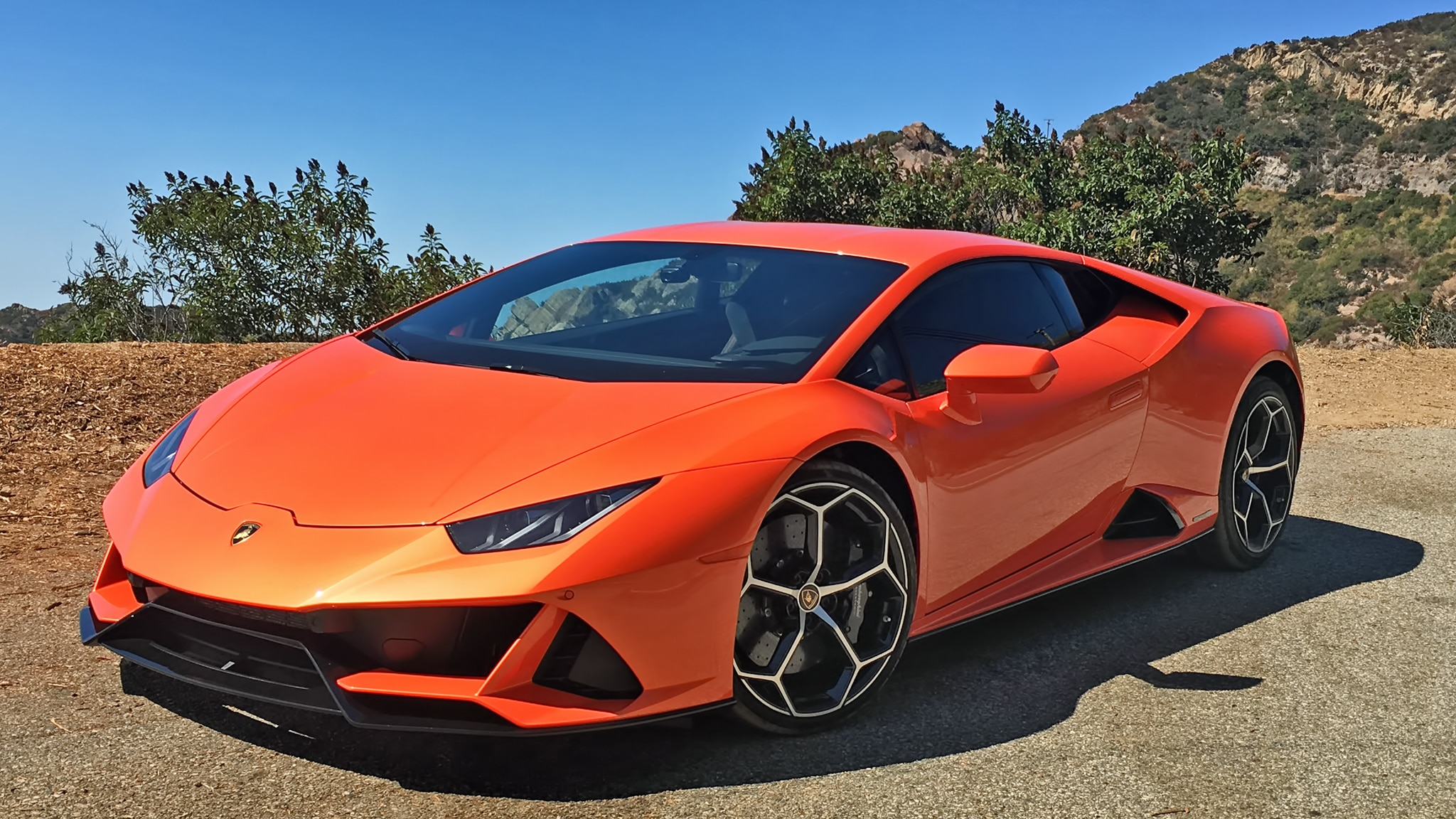 2020 Lamborghini Huracán Evo Review A Brain Blender ...