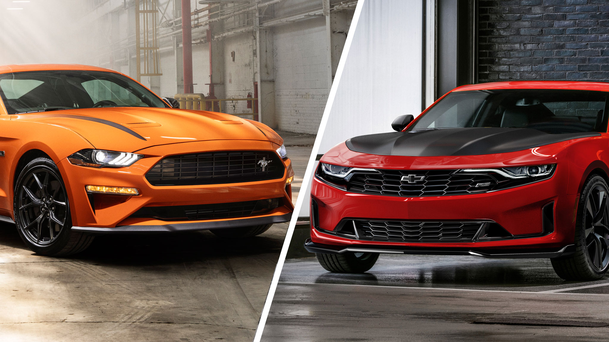 Four-Cylinder Mustang vs.Camaro: Mustang Still Quicker to ...