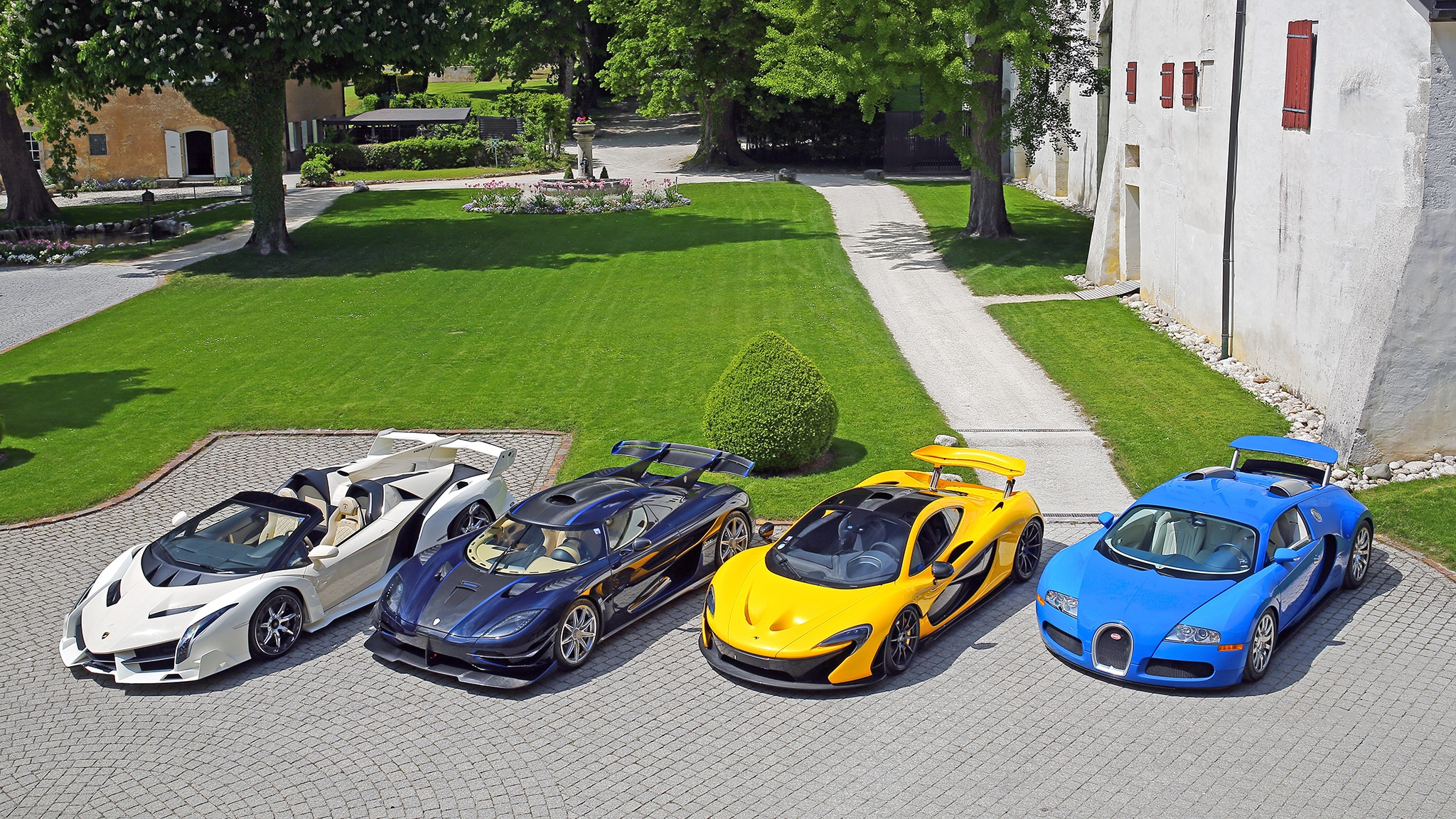 Repossessed Supercars Bring $27+Million at Auction | Automobile Magazine