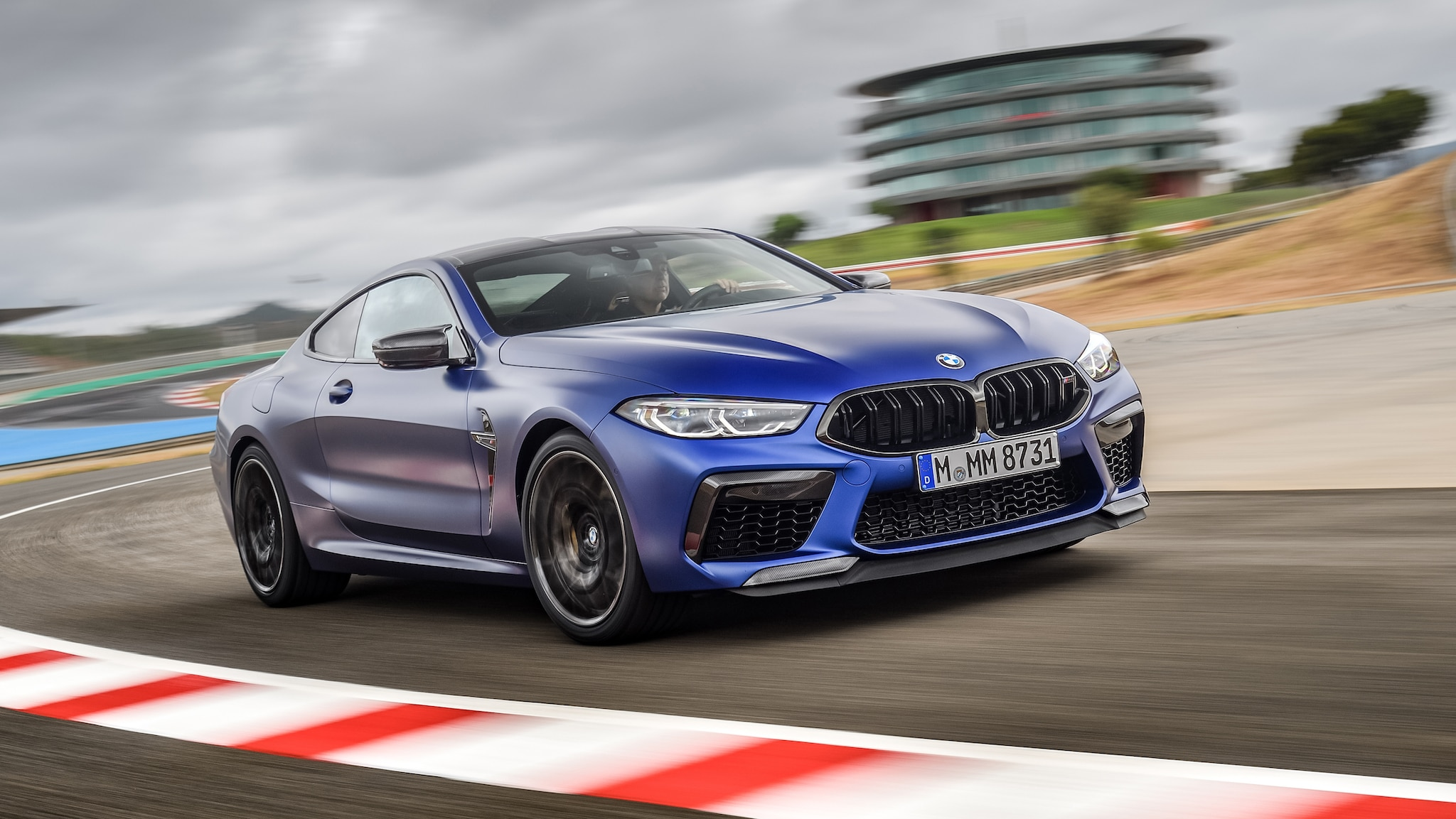 2020 BMW M8 Coupe/Convertible First Drive Review: They're Badass | Automobile Magazine