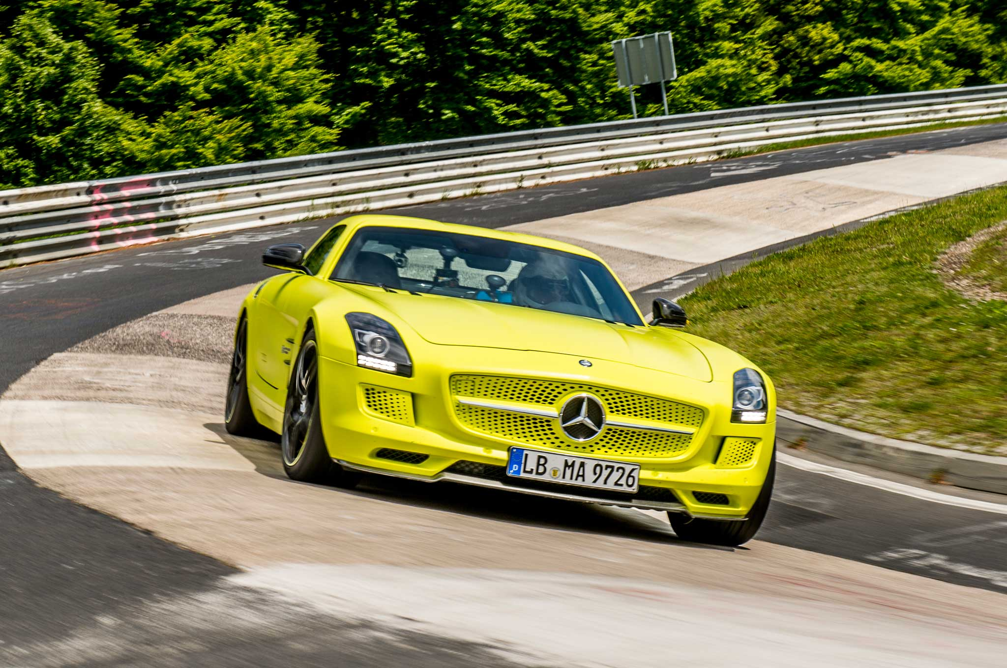 Electrification Could Force MercedesAMG to Reinvent Itself