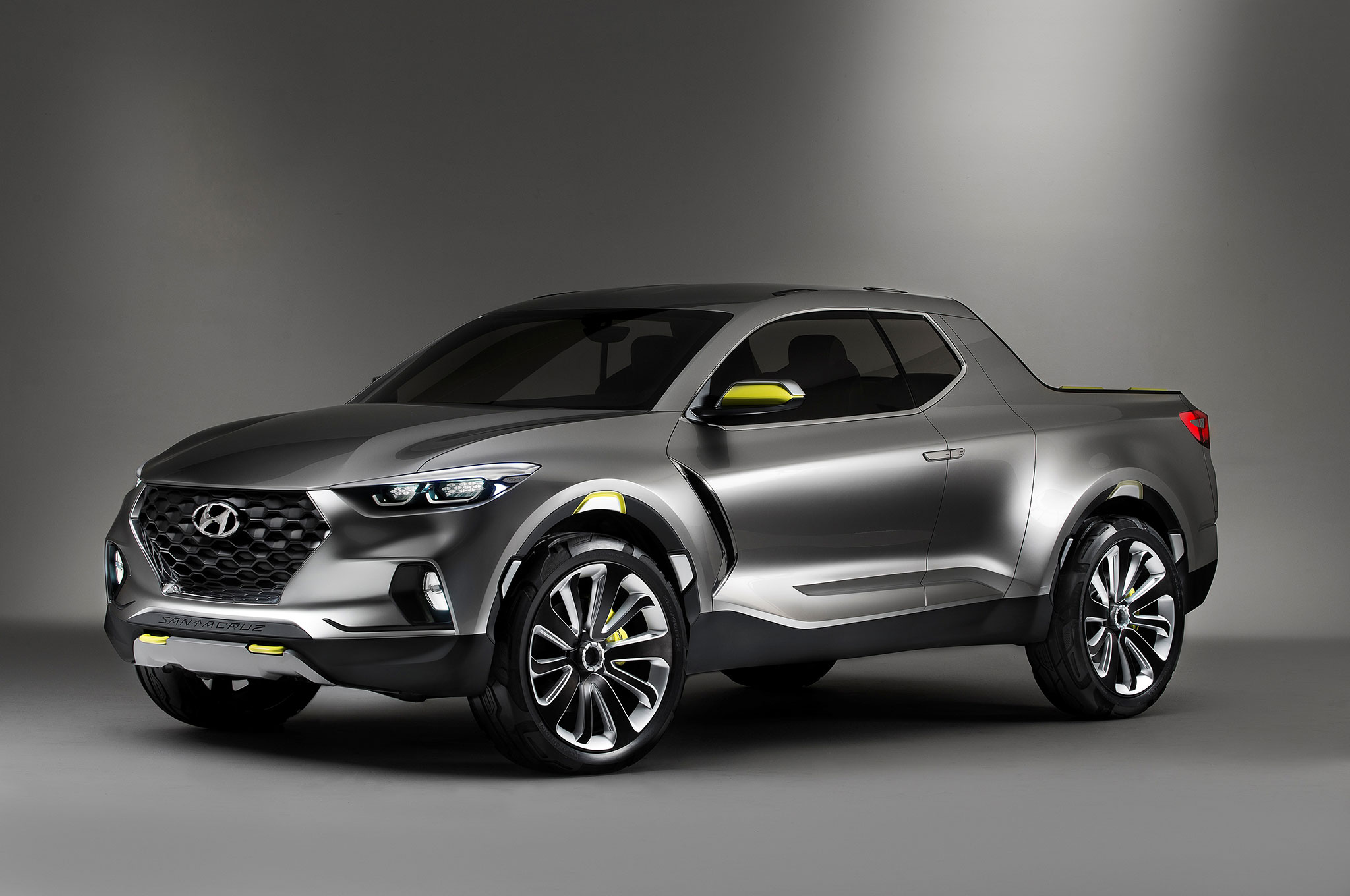 Hyundai Confirms Plans To Sell Pickup Truck In The U S Automobile