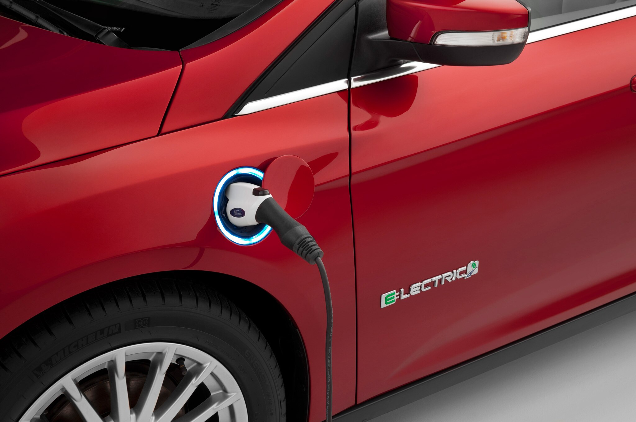2015 Ford Focus Electric Plugged In
