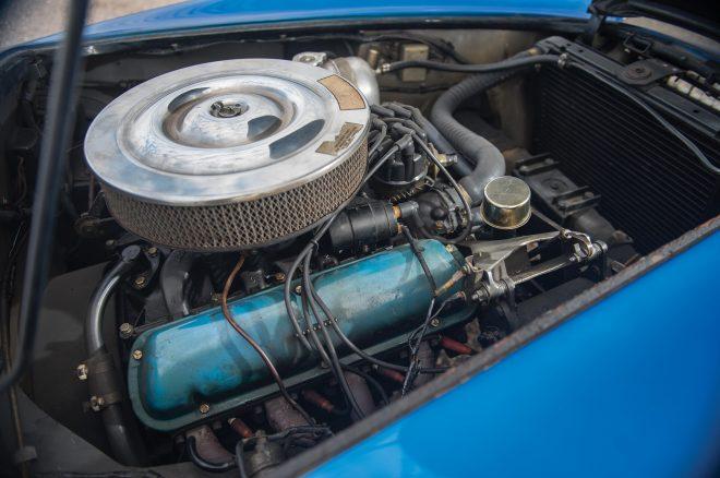 1962 Shelby AC Cobra CSX2000 engine