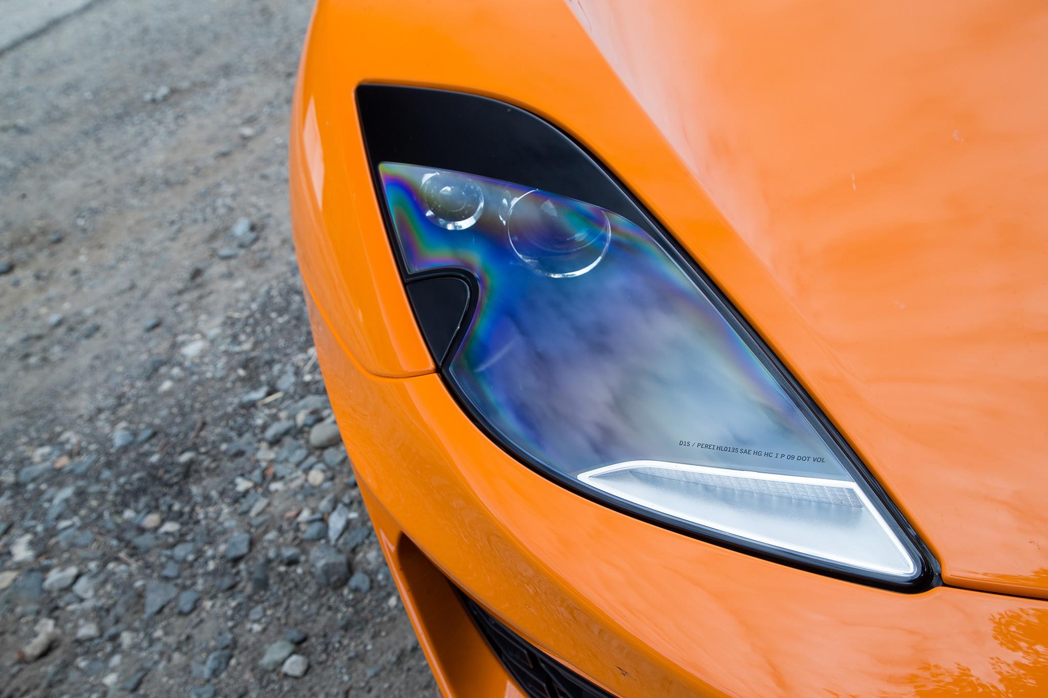 2017 Lotus Evora 400 Headlamp 01