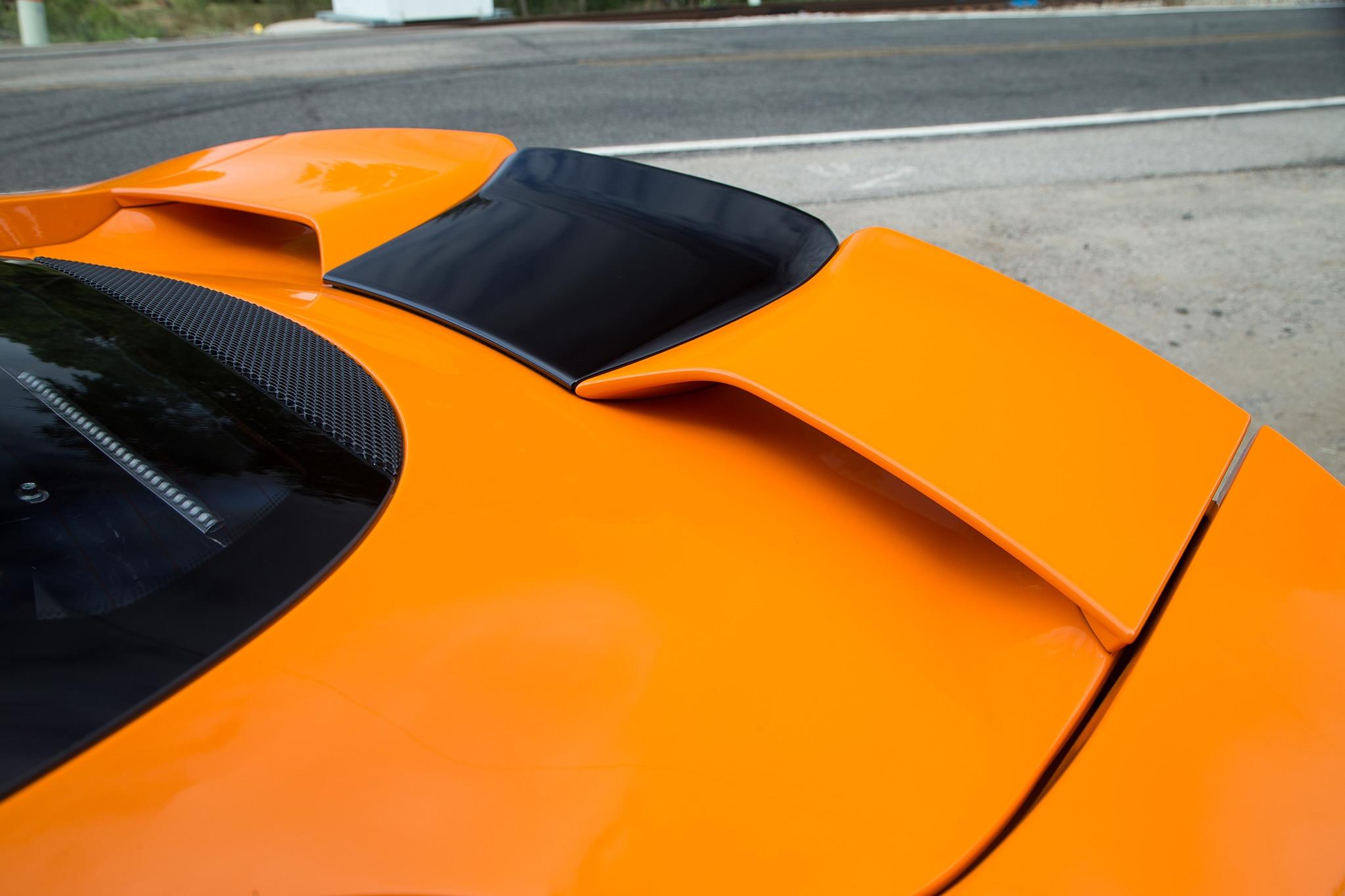 2017 Lotus Evora 400 Rear Spoiler 02