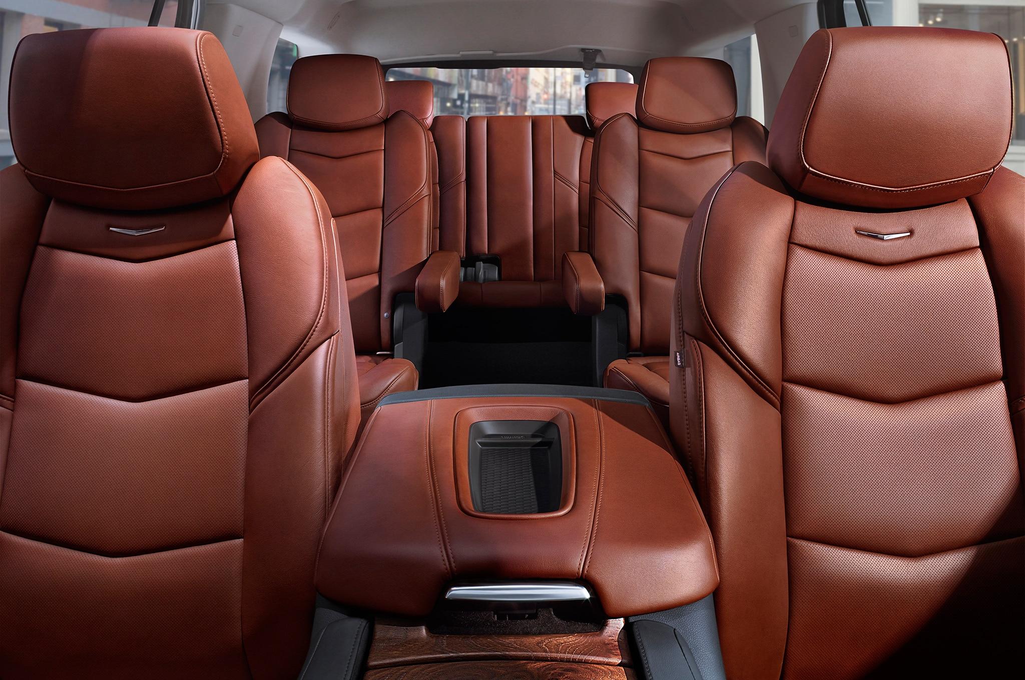 2016 Cadillac Escalade Interior >> GM Offers $5,000 Escalade Discount as New Navigator Rolls Out | Automobile Magazine