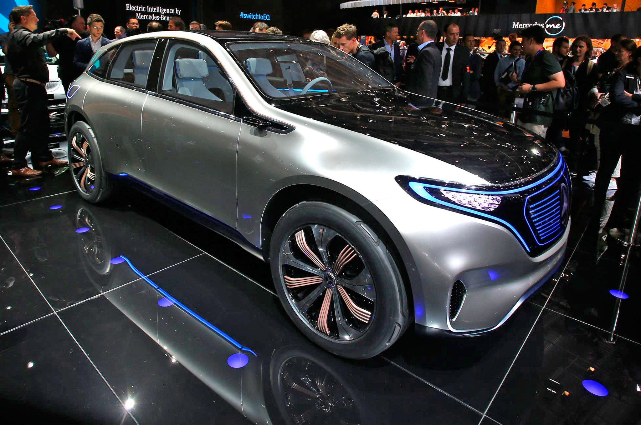 Mercedes benz cleared to use eq name for electric vehicles for Mercedes benz car names