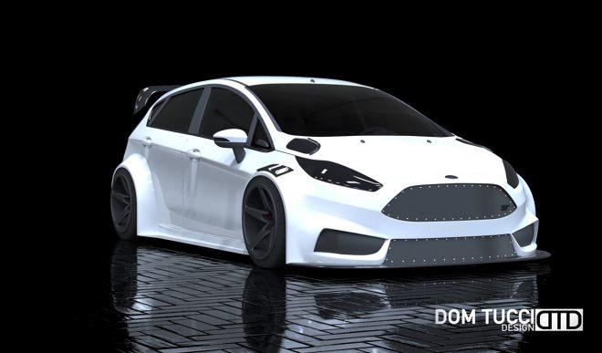 2016 Ford Tucci Fiesta ST 1