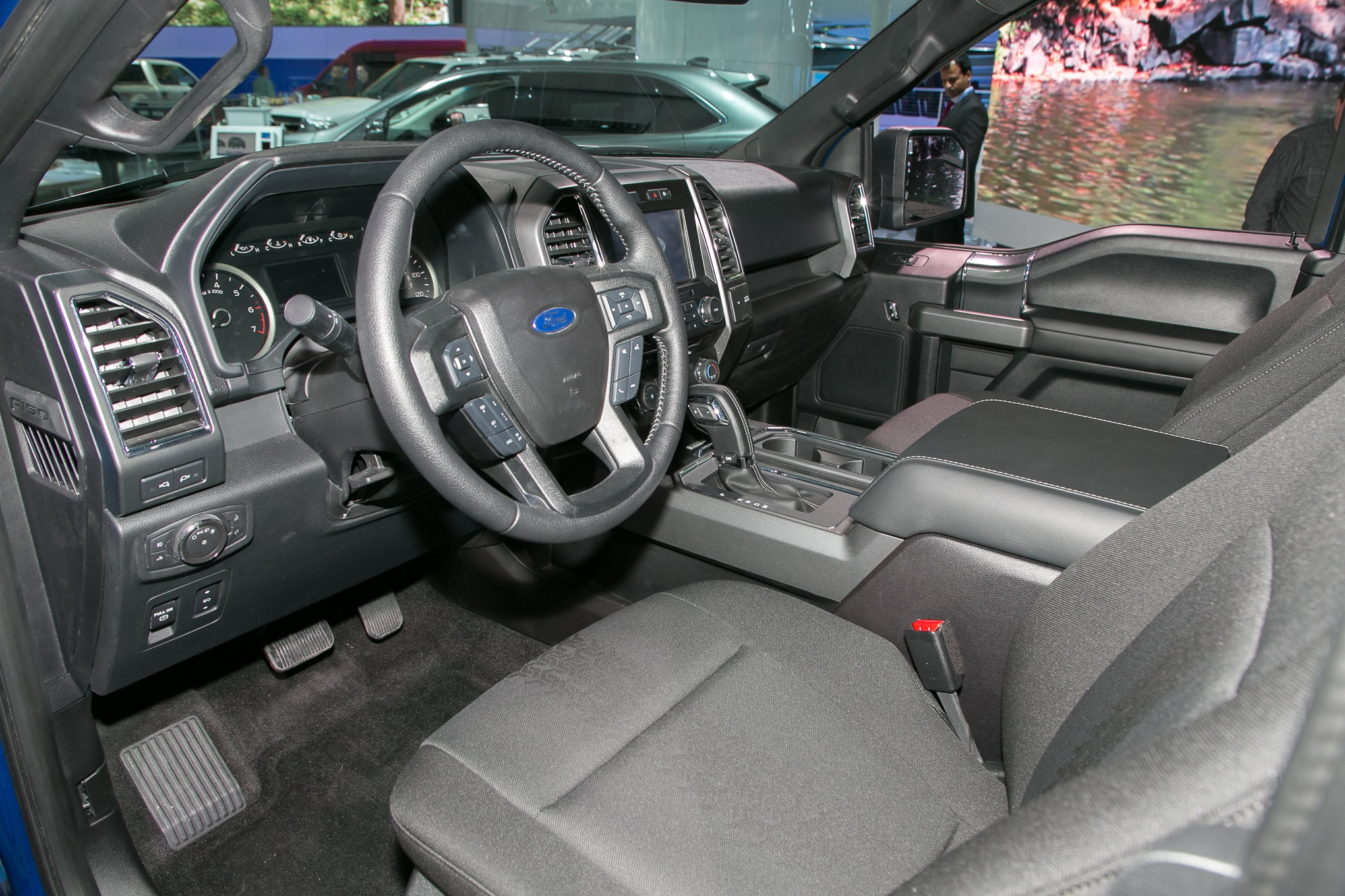 2018 ford f150 seats 2018 ford f 150 fuel economy numbers are out automobile magazine