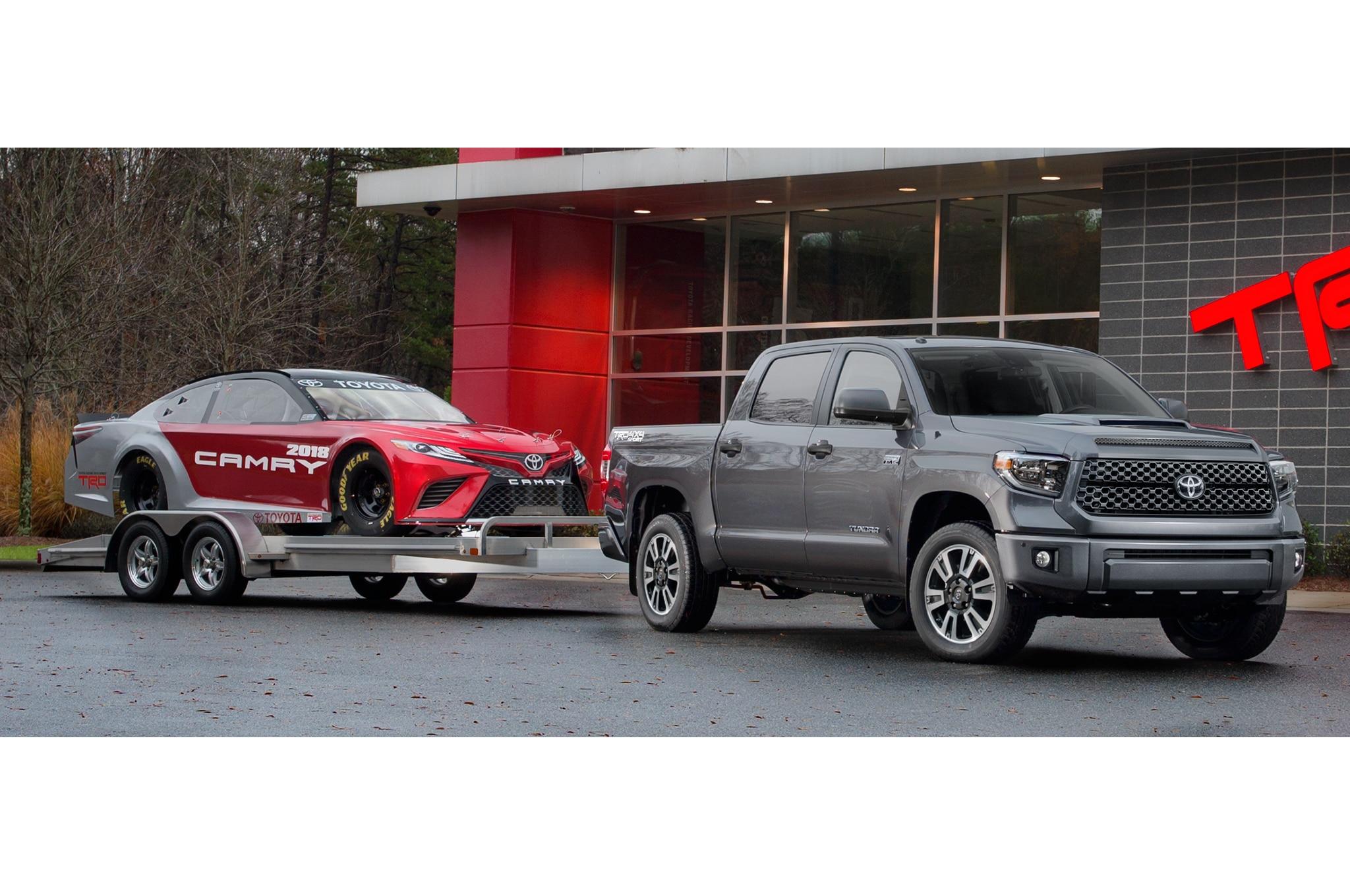 2018 Toyota Tundra TRD Sport Tow