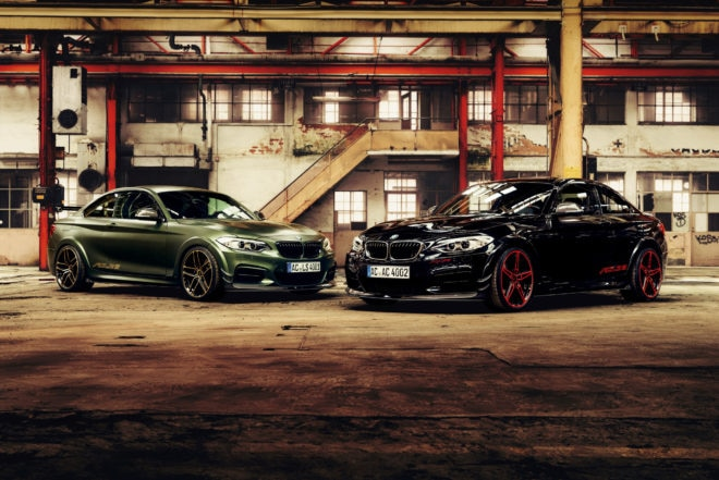AC Schnitzer ACL2S Special Anniversary Conversion limited to 30 for BMW M240i 2