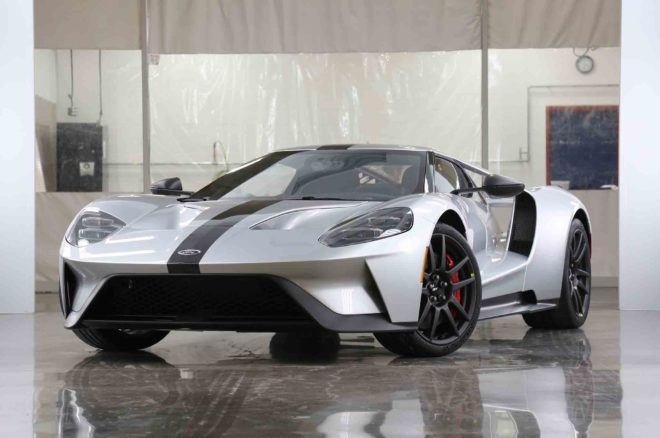 Ford GT Competition Series front three quarter 03