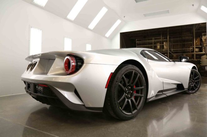 Ford GT Competition Series rear three quarter