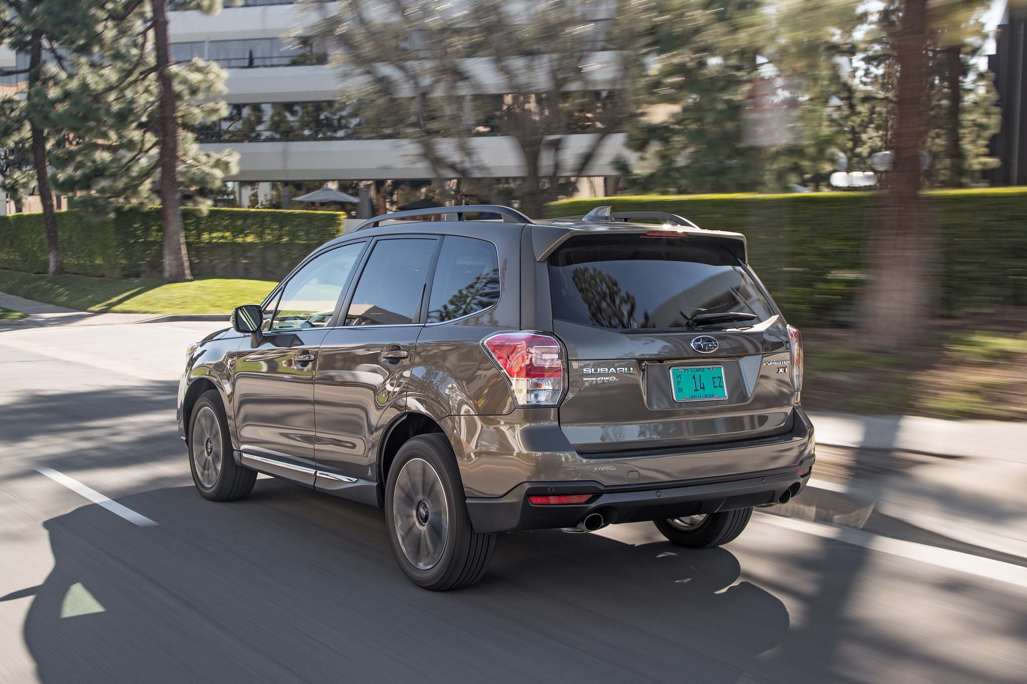 2019 Subaru Forester to Debut in New York This Month ...
