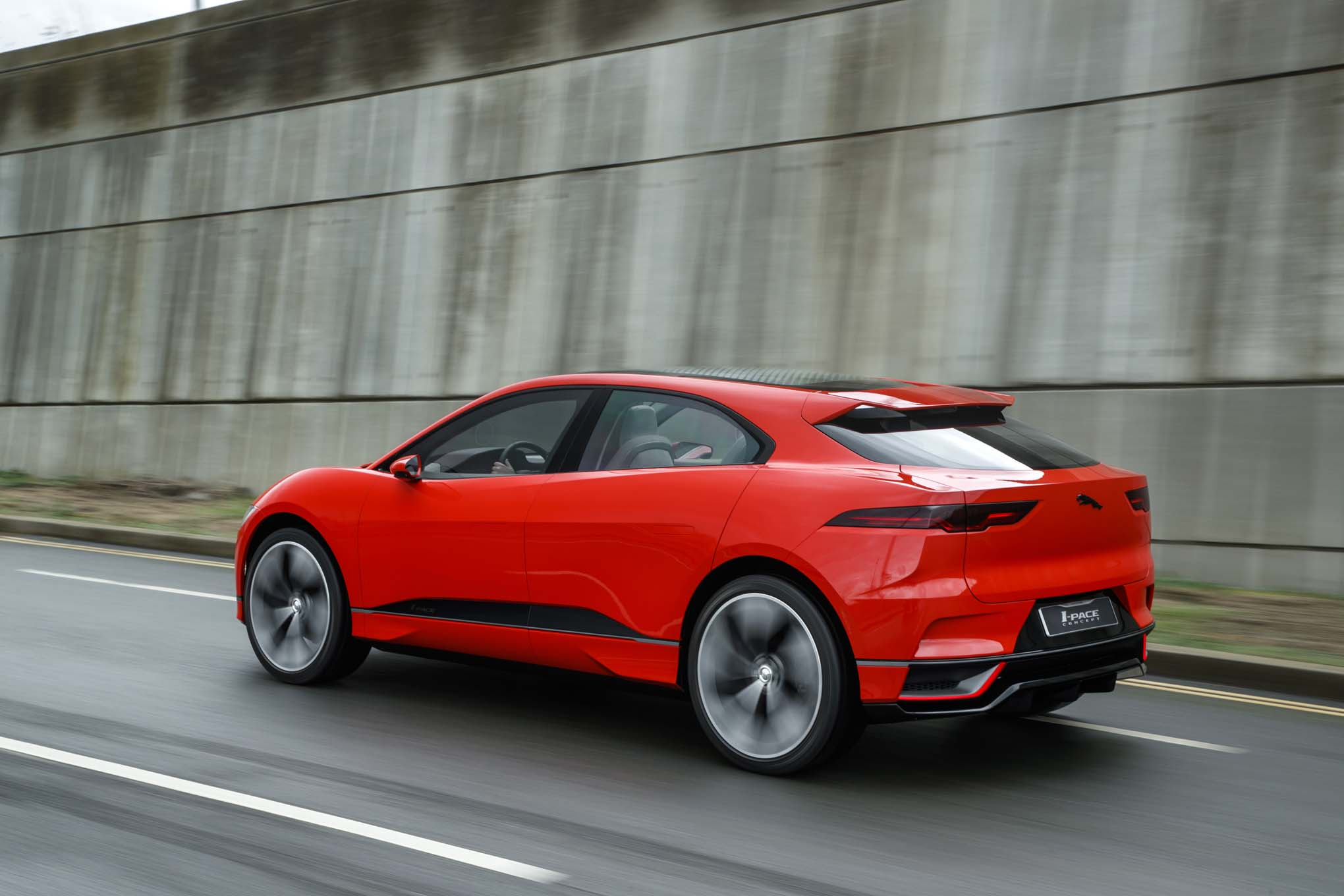 jaguar teases new e pace compact suv automobile magazine. Black Bedroom Furniture Sets. Home Design Ideas