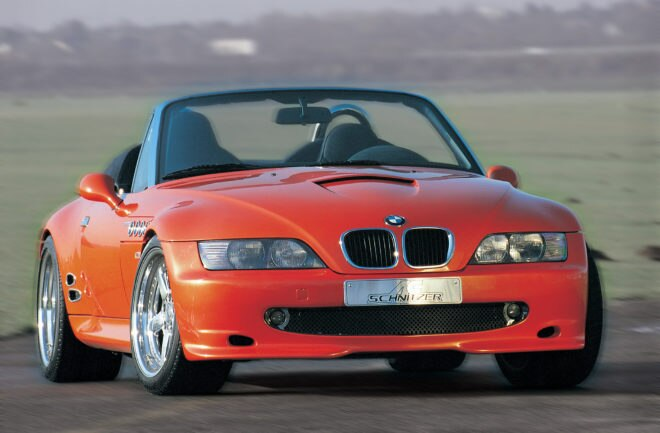 1997 V8 Roadster